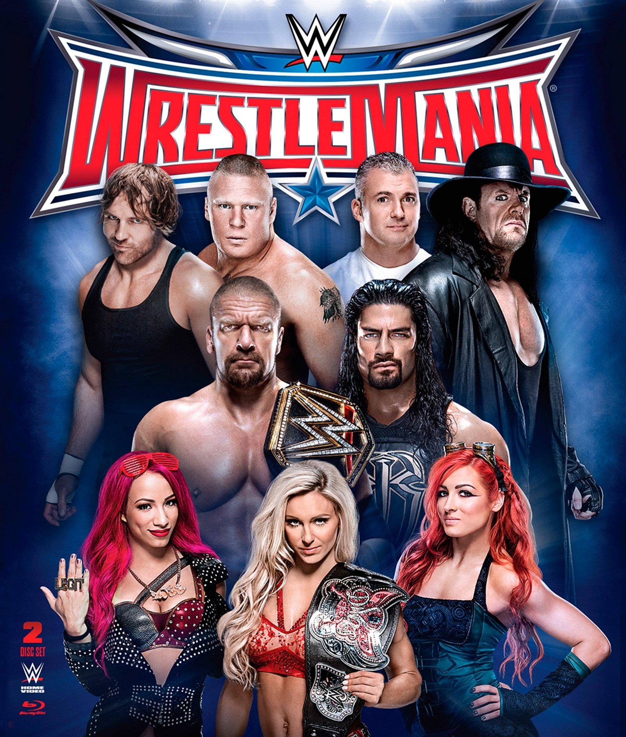 WWE: Wrestlemania XXXII