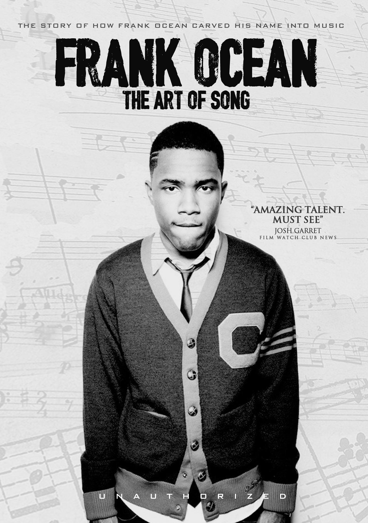 Frank Ocean: The Art of Song