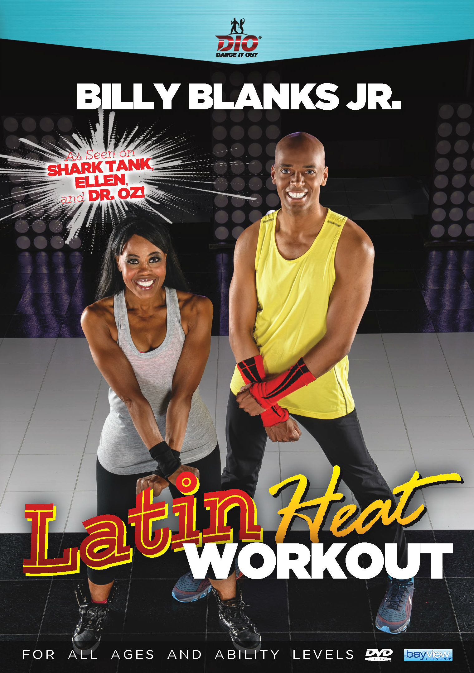 Billy Blanks Jr.: Dance It Out - Latin Heat Workout