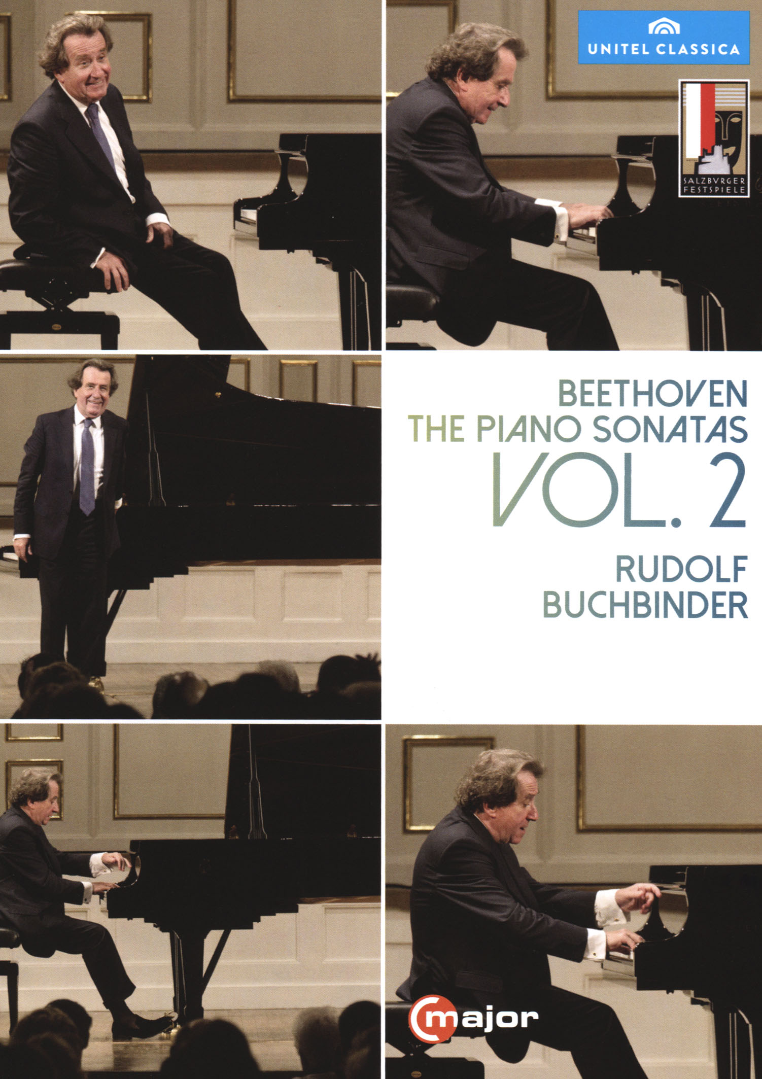Rudolf Buchbinder: Beethoven - The Piano Sonatas Vol. 2