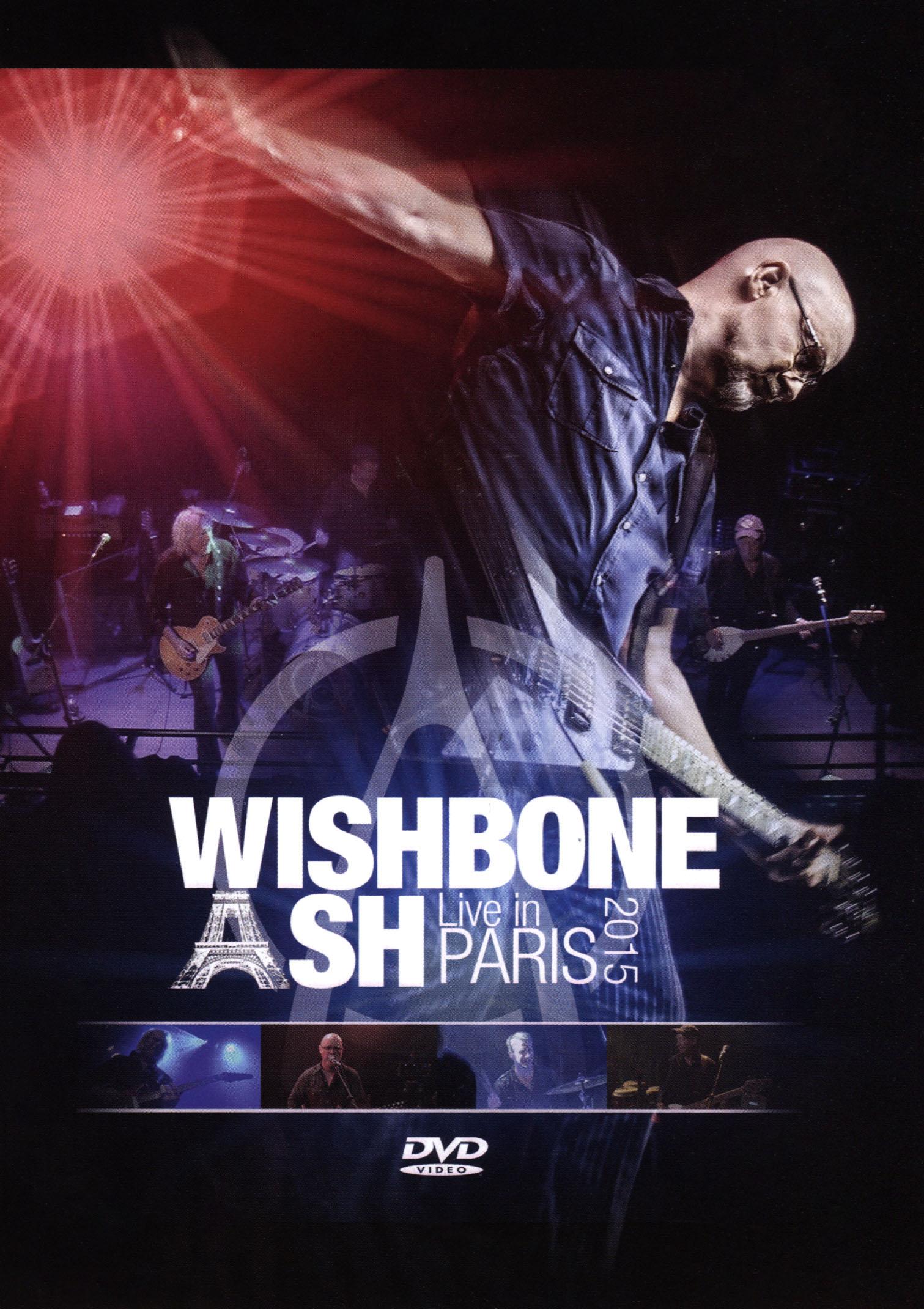 Wishbone Ash: Live in Paris