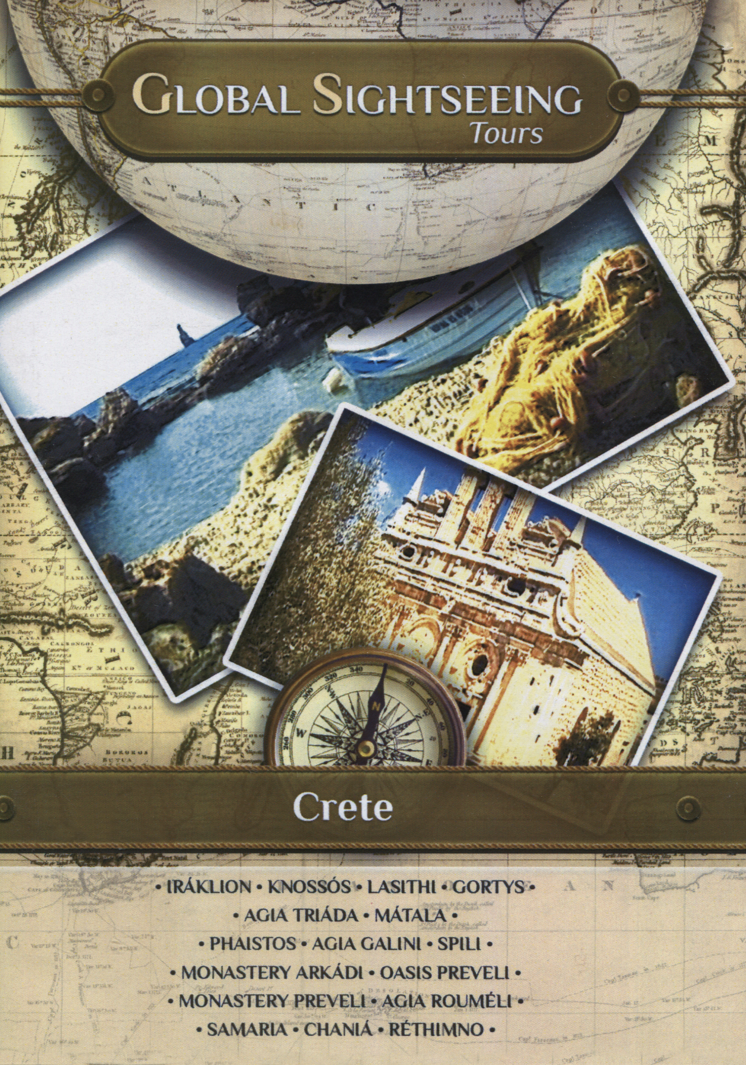 Global Sightseeing Tours: Crete