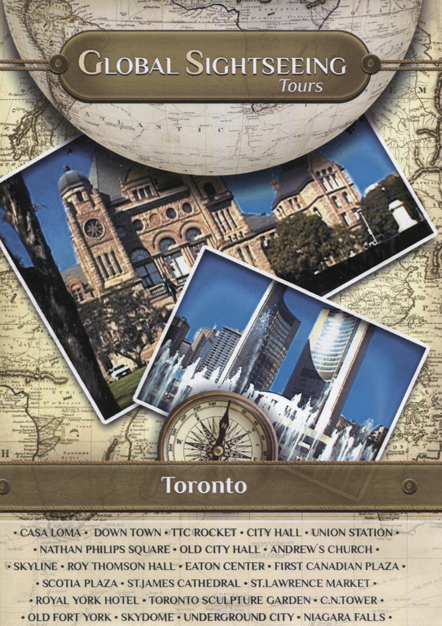 Global Sightseeing Tours: Toronto