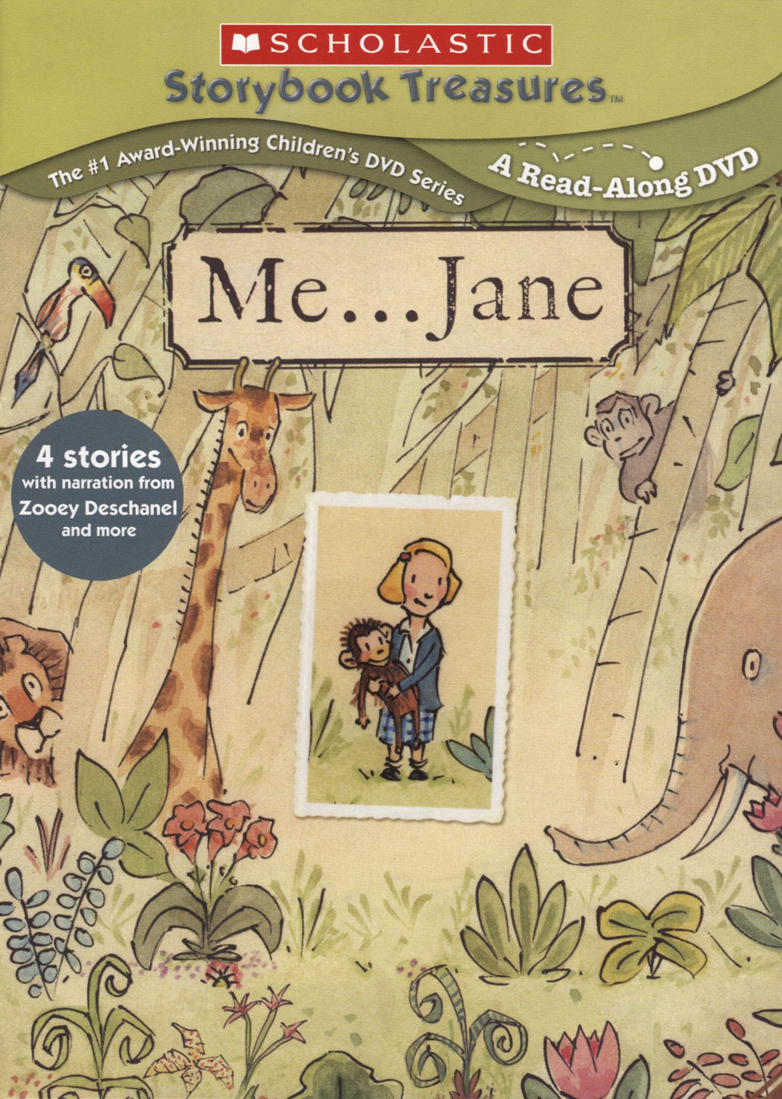 Scholastic Storybook Treasures: Me... Jane