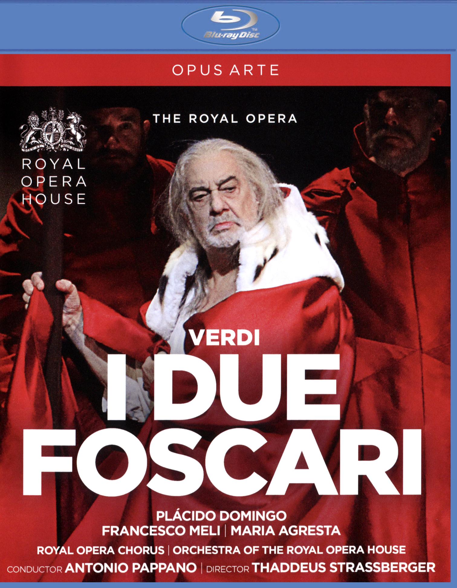 I Due Foscari (Royal Opera House)