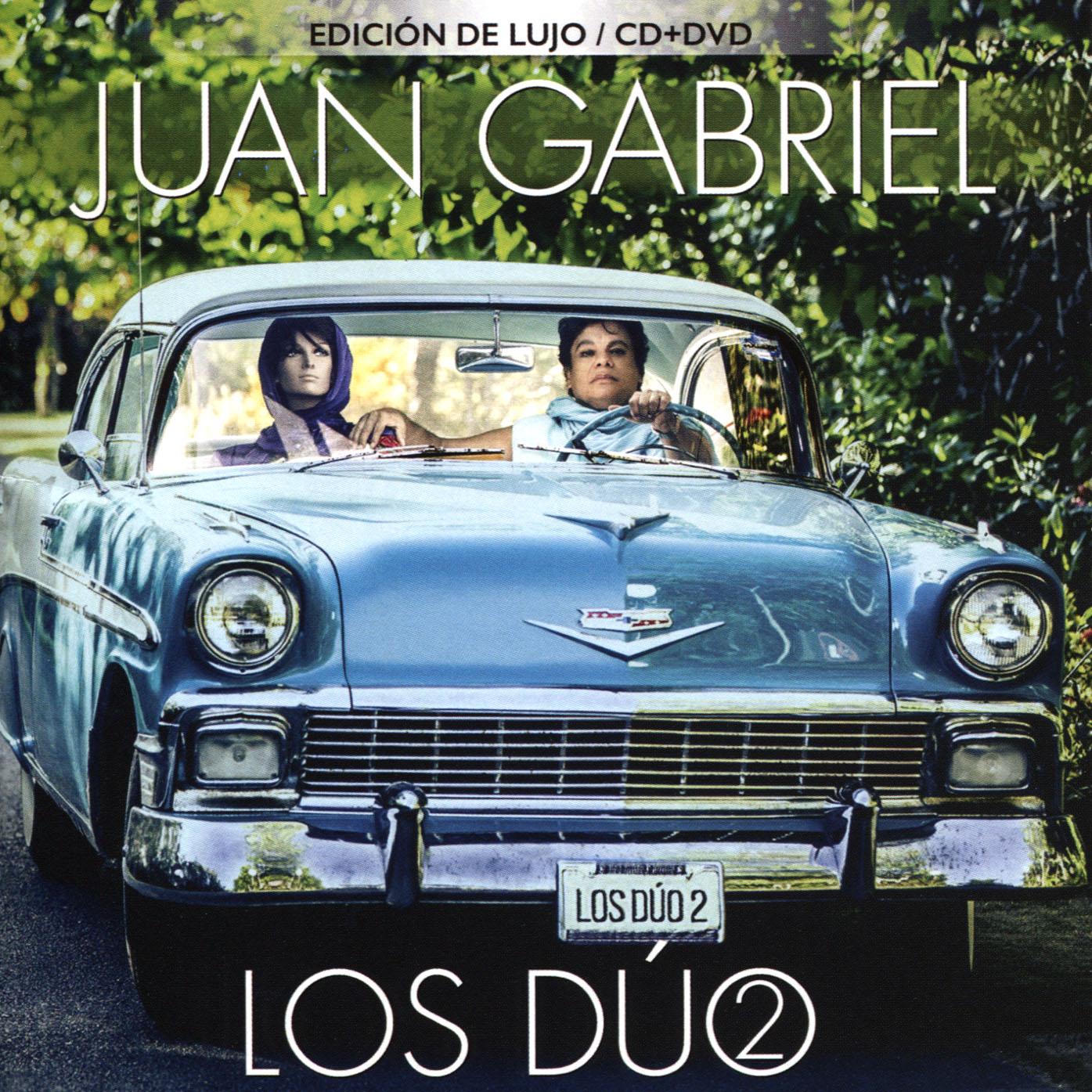 Juan Gabriel: Los Dúo 2