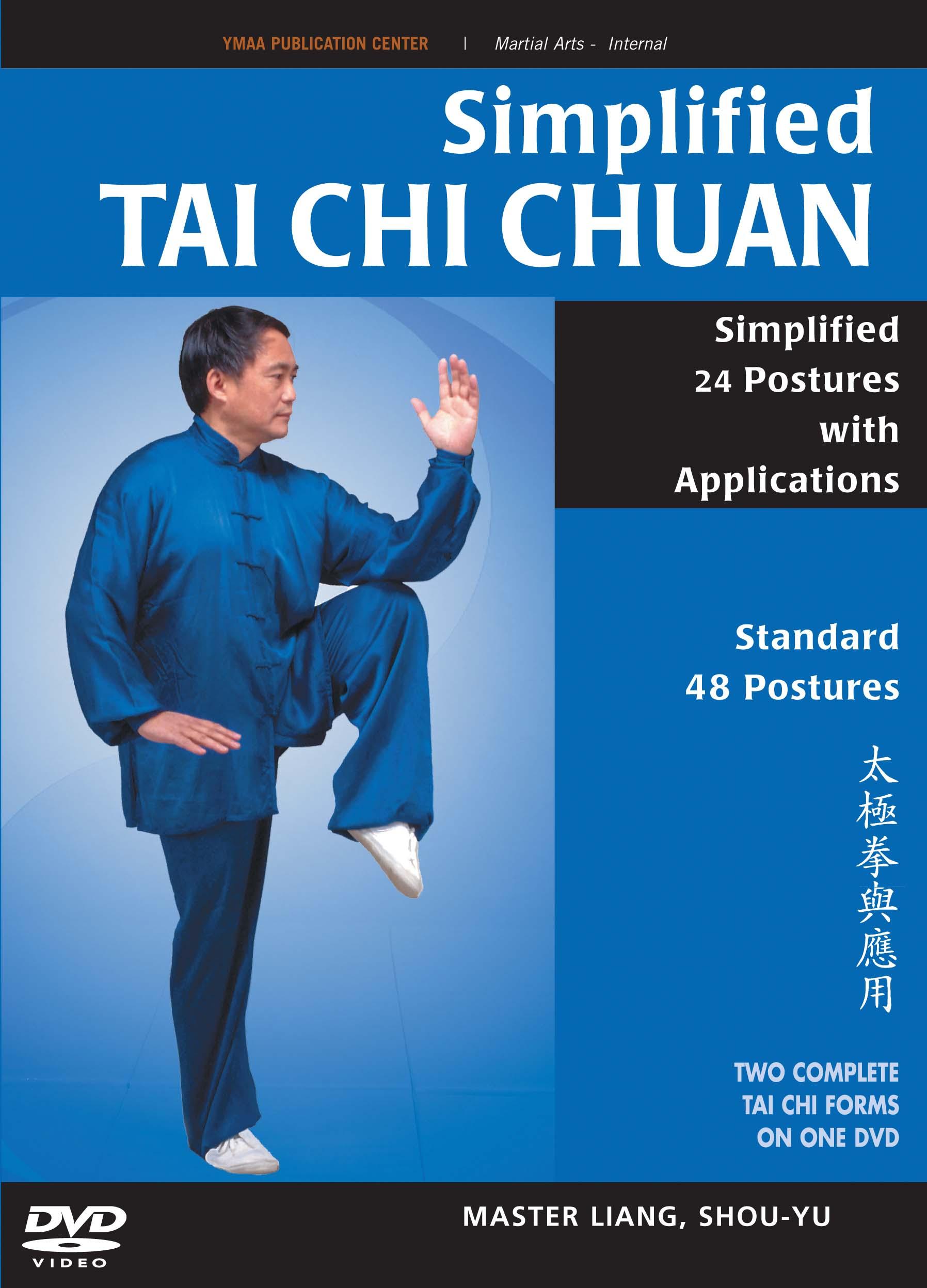 Simplified Tai Chi Chuan: Master Liang, Shou-Yu