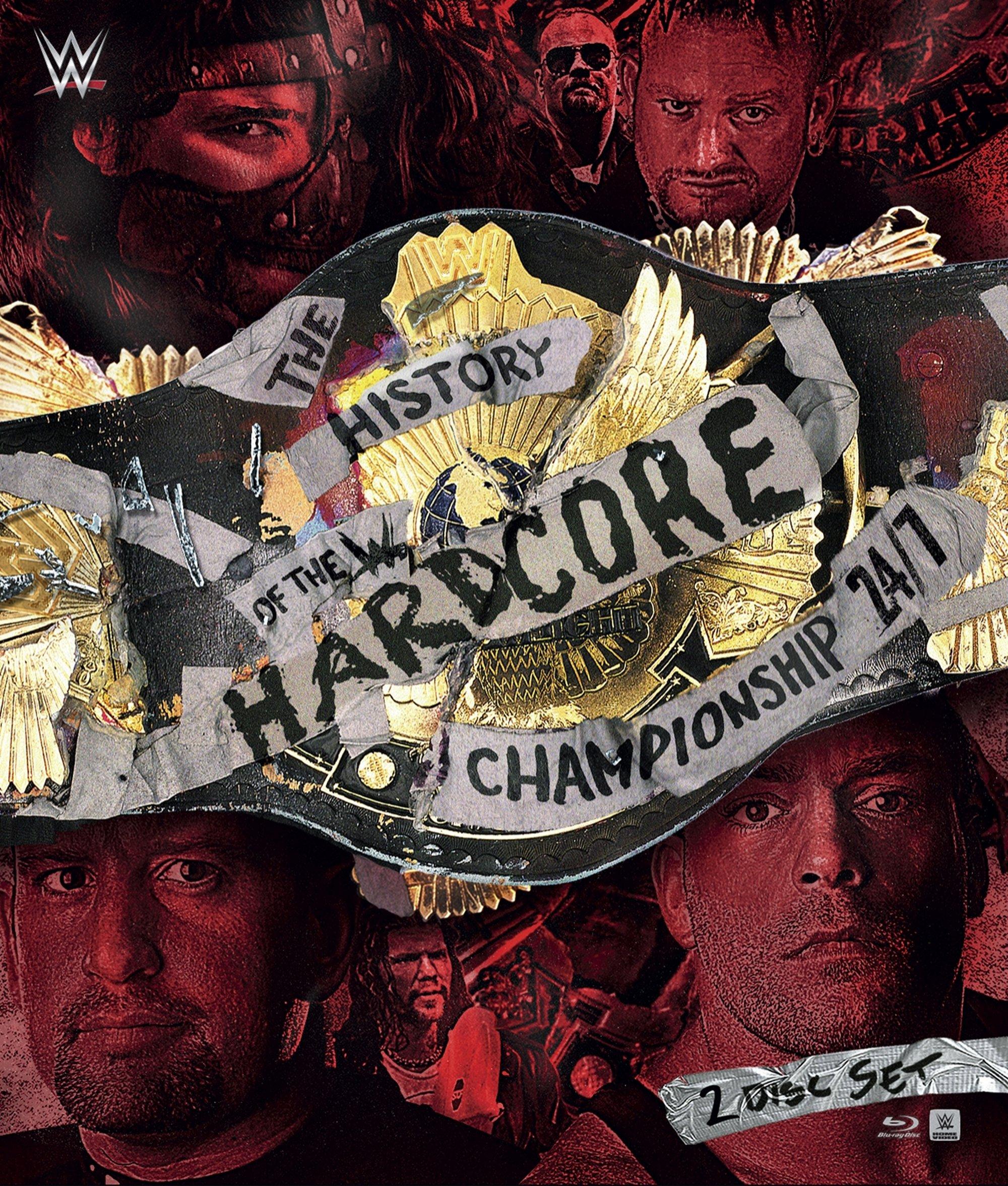 WWE: The History of the WWE Hardcore Championship - 24/7