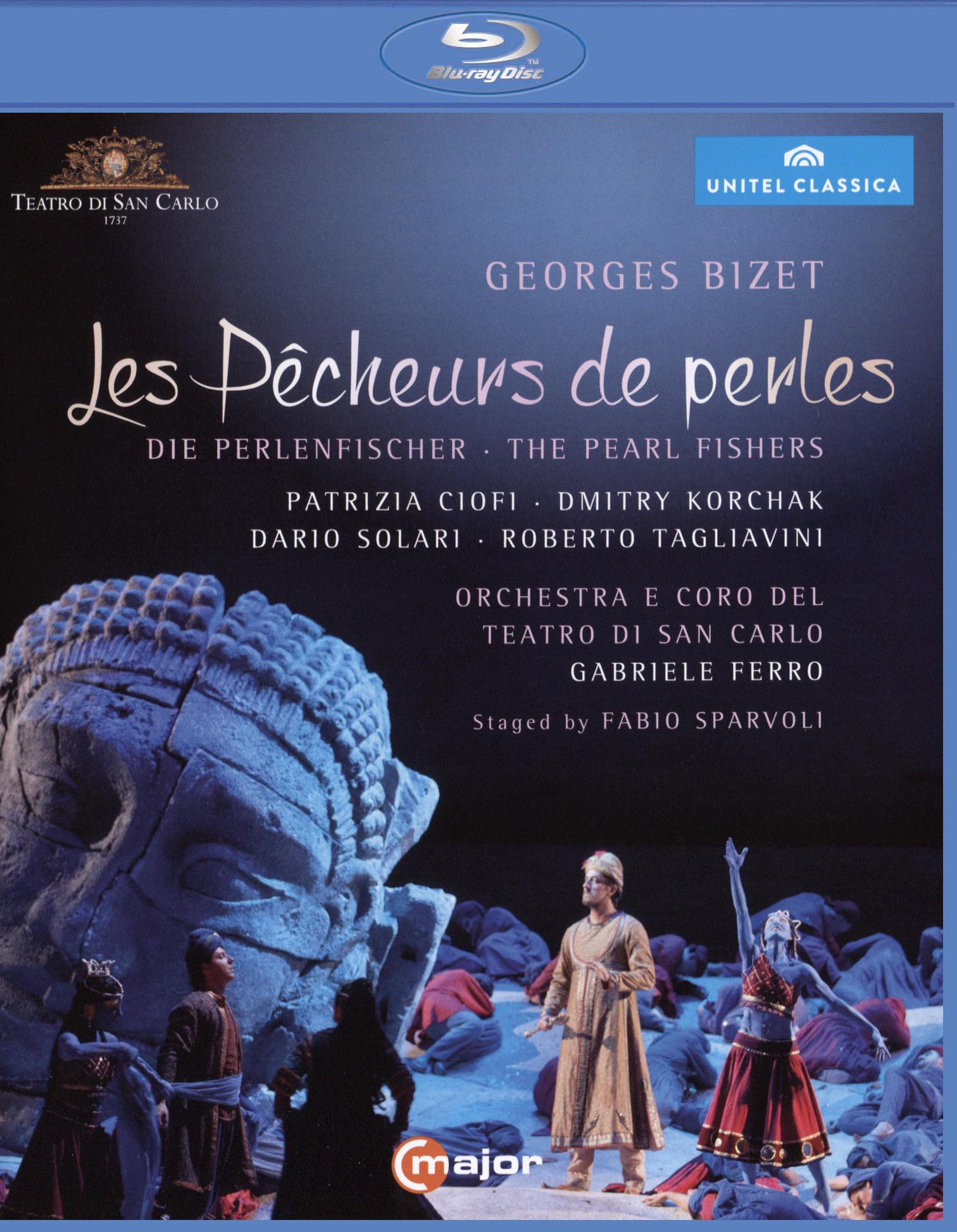Les Pêcheurs de Perles (Teatro di San Carlo)
