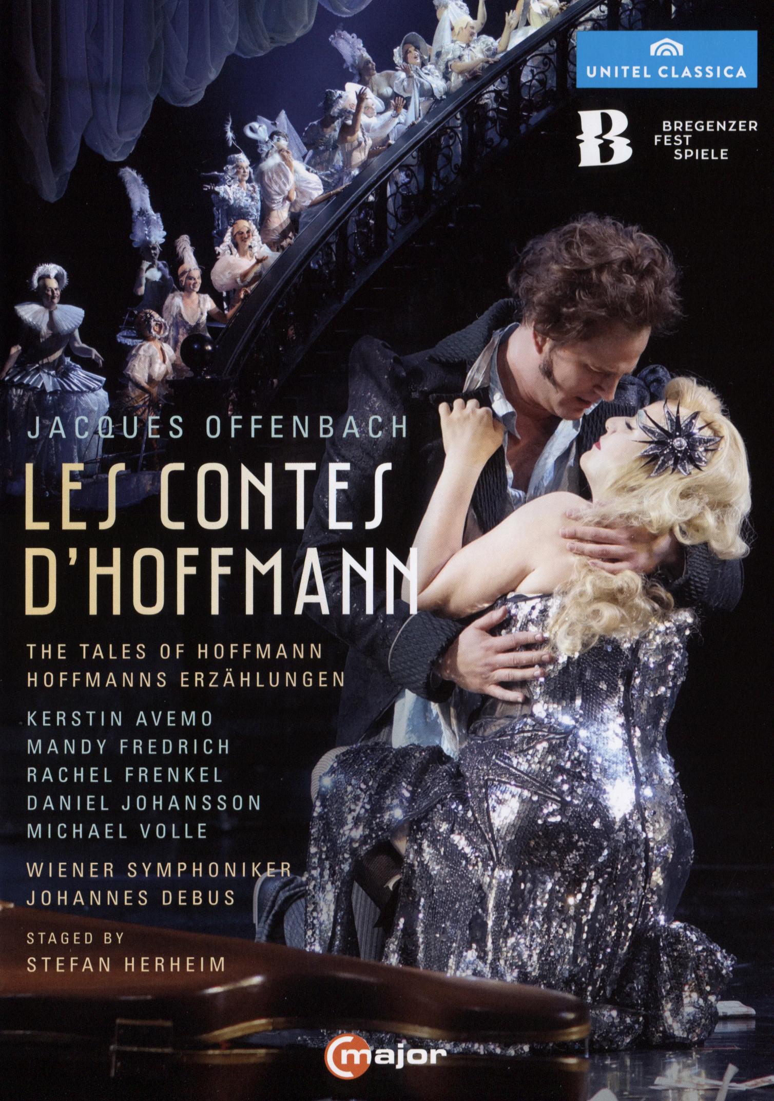 Les Contes d'Hoffmann (Bregenzer Festspiele)