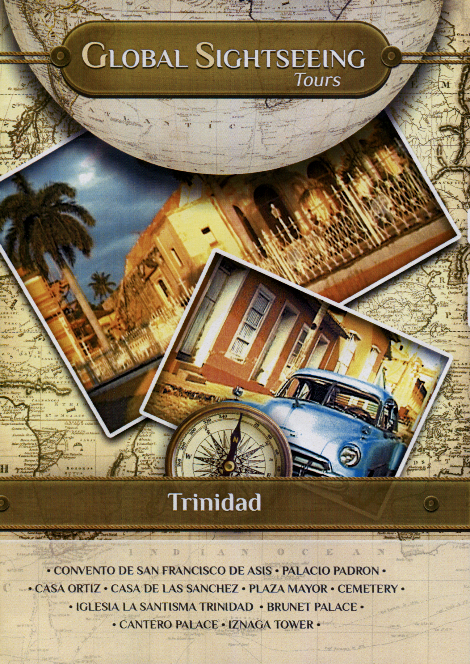 Global Sightseeing Tours: Trinidad