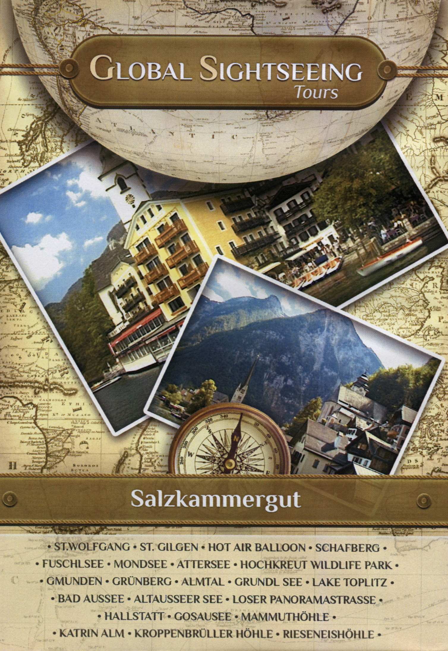 Global Sightseeing Tours: Salzkammergut