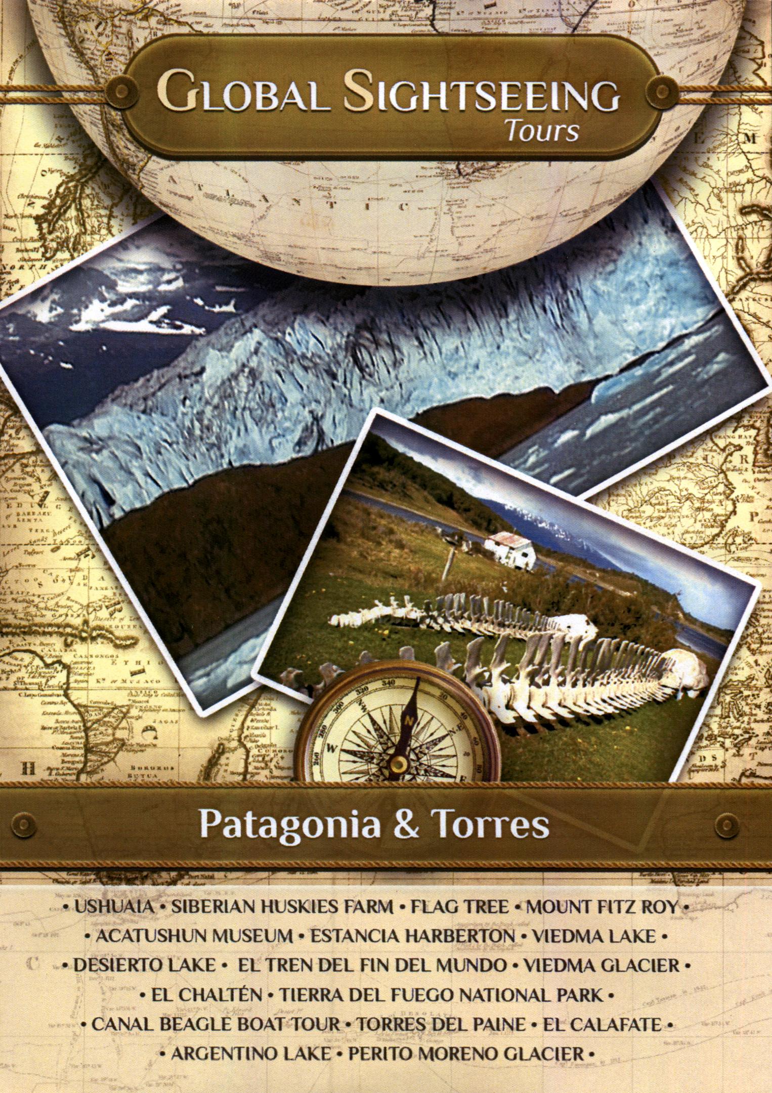 Global Sightseeing Tours: Patagonia & Torres