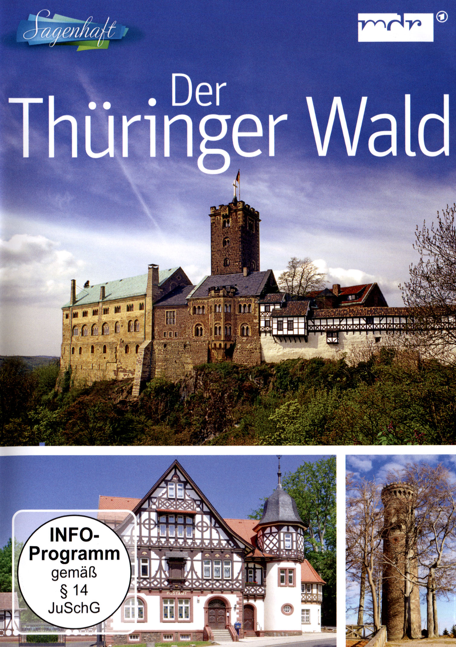 Reiseführer: Der Thüringer Wald