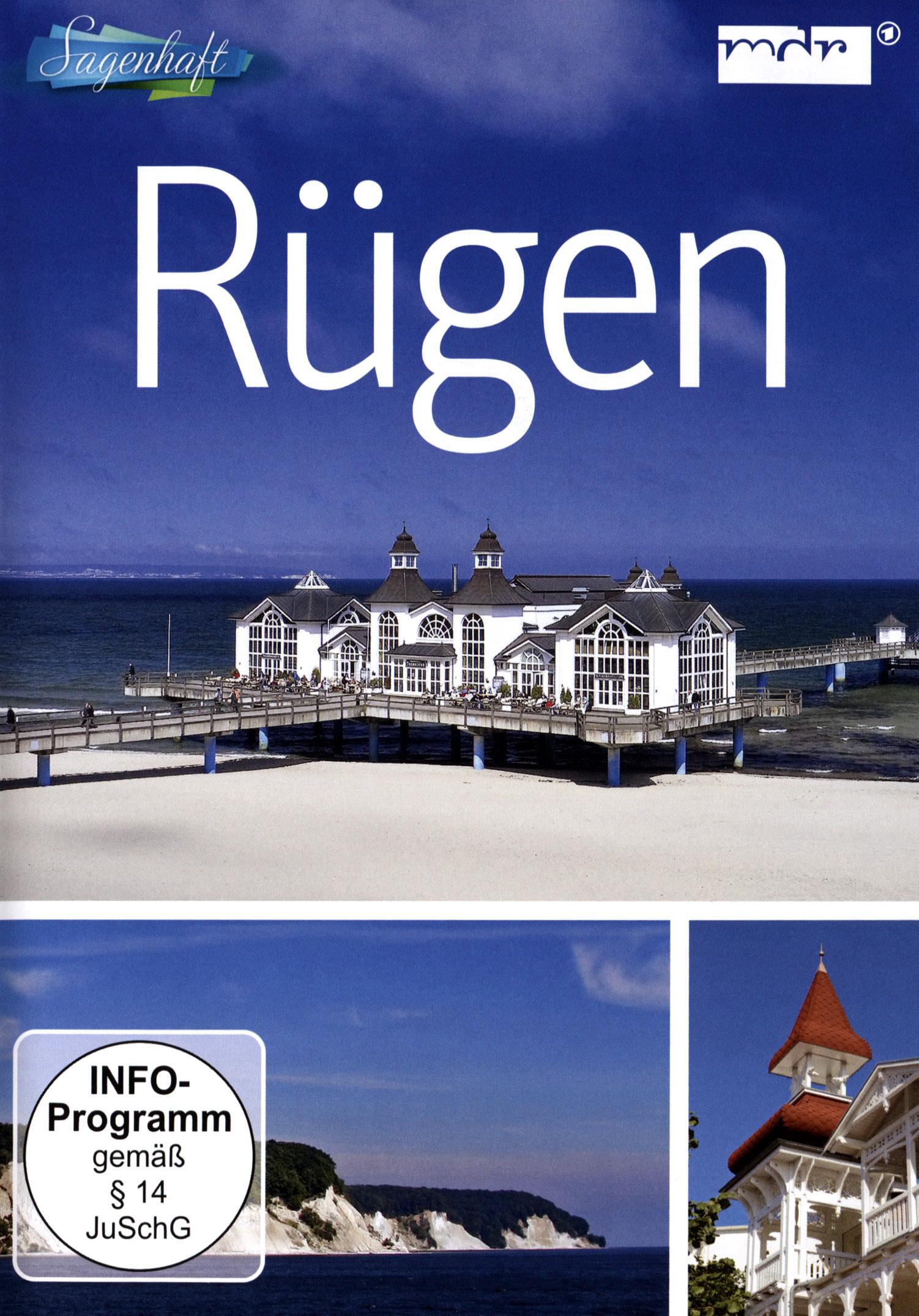 Reiseführer: Rügen