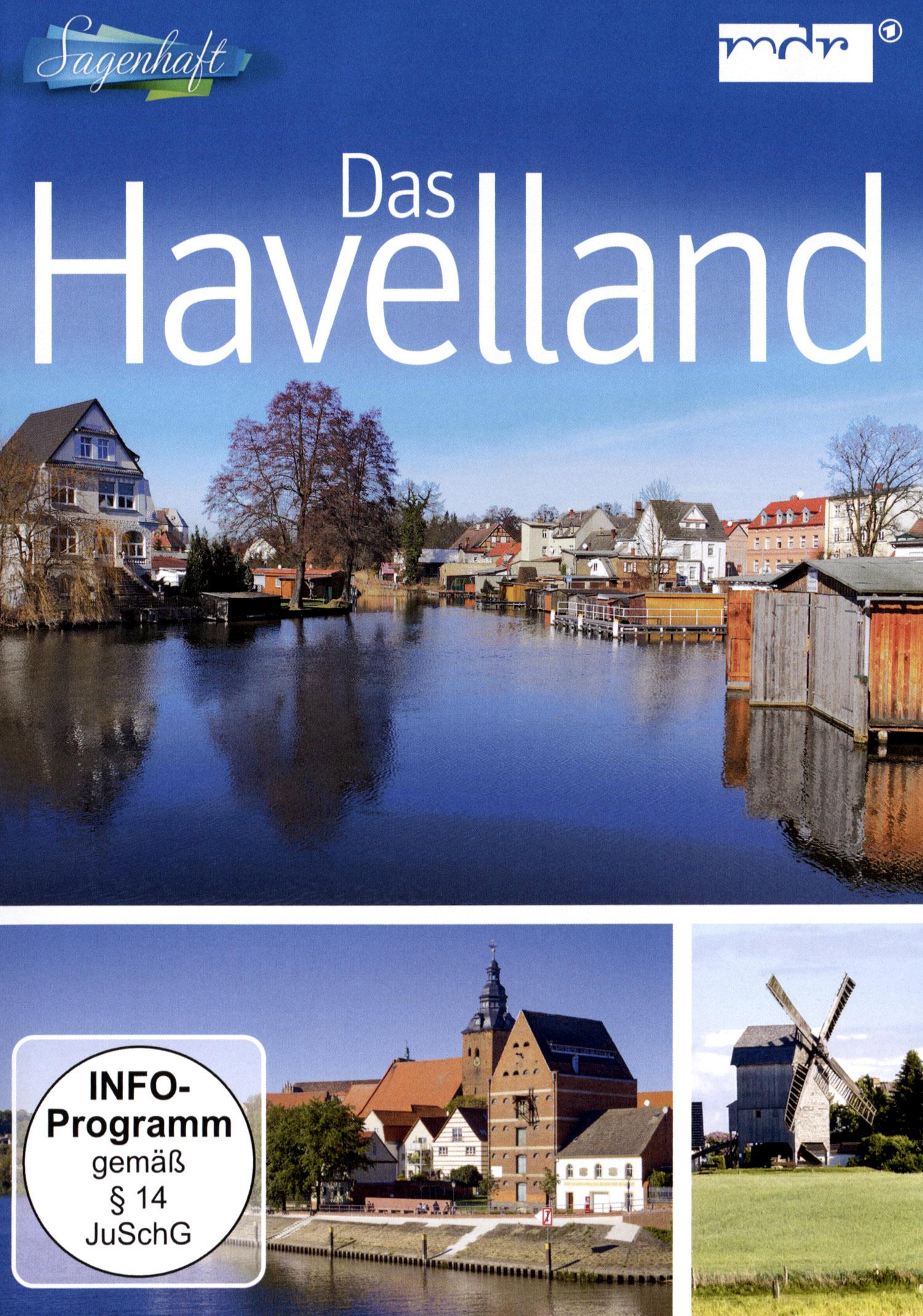 Reiseführer: Das Havelland