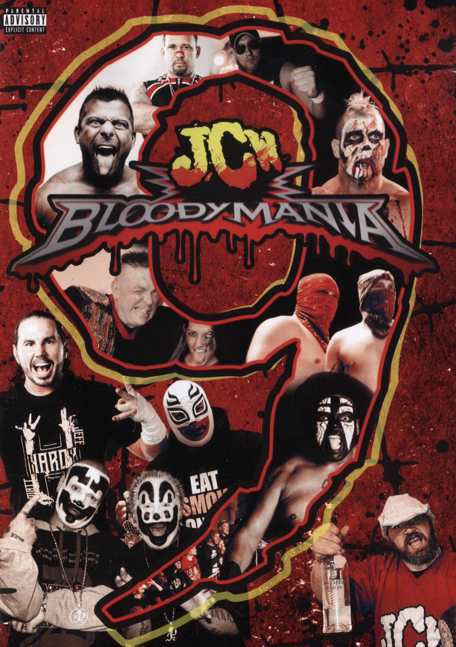 Juggalo Championship Wrestling: Bloodymania 9
