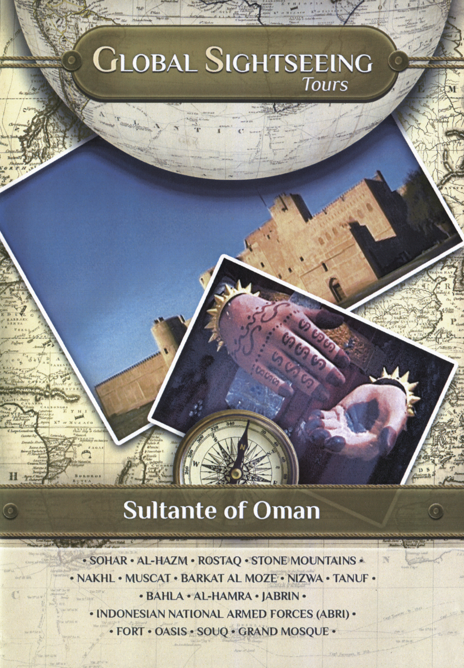 Global Sightseeing Tours: Sultante of Oman