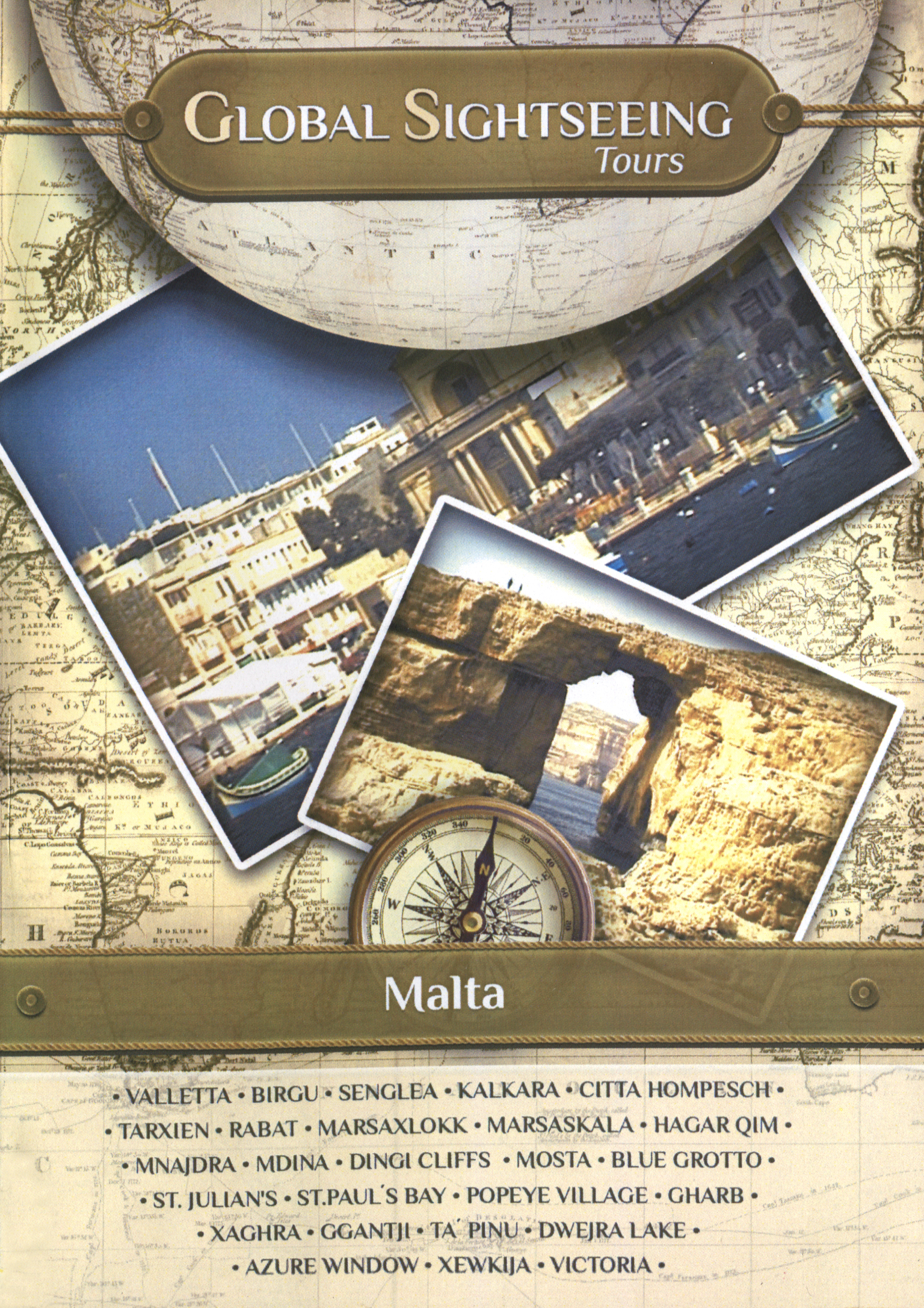 Global Sightseeing Tours: Malta