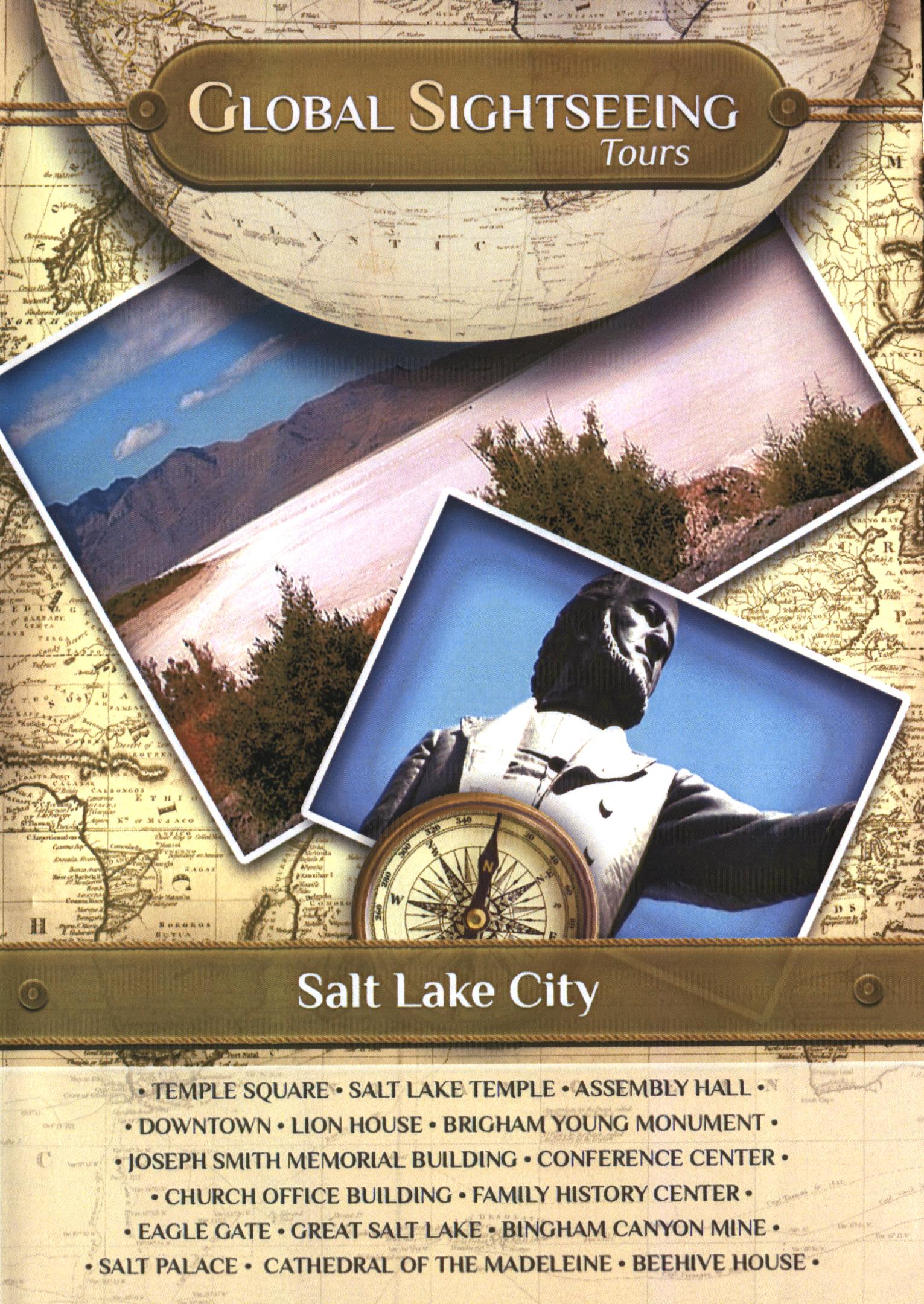 Global Sightseeing Tours: Salt Lake City