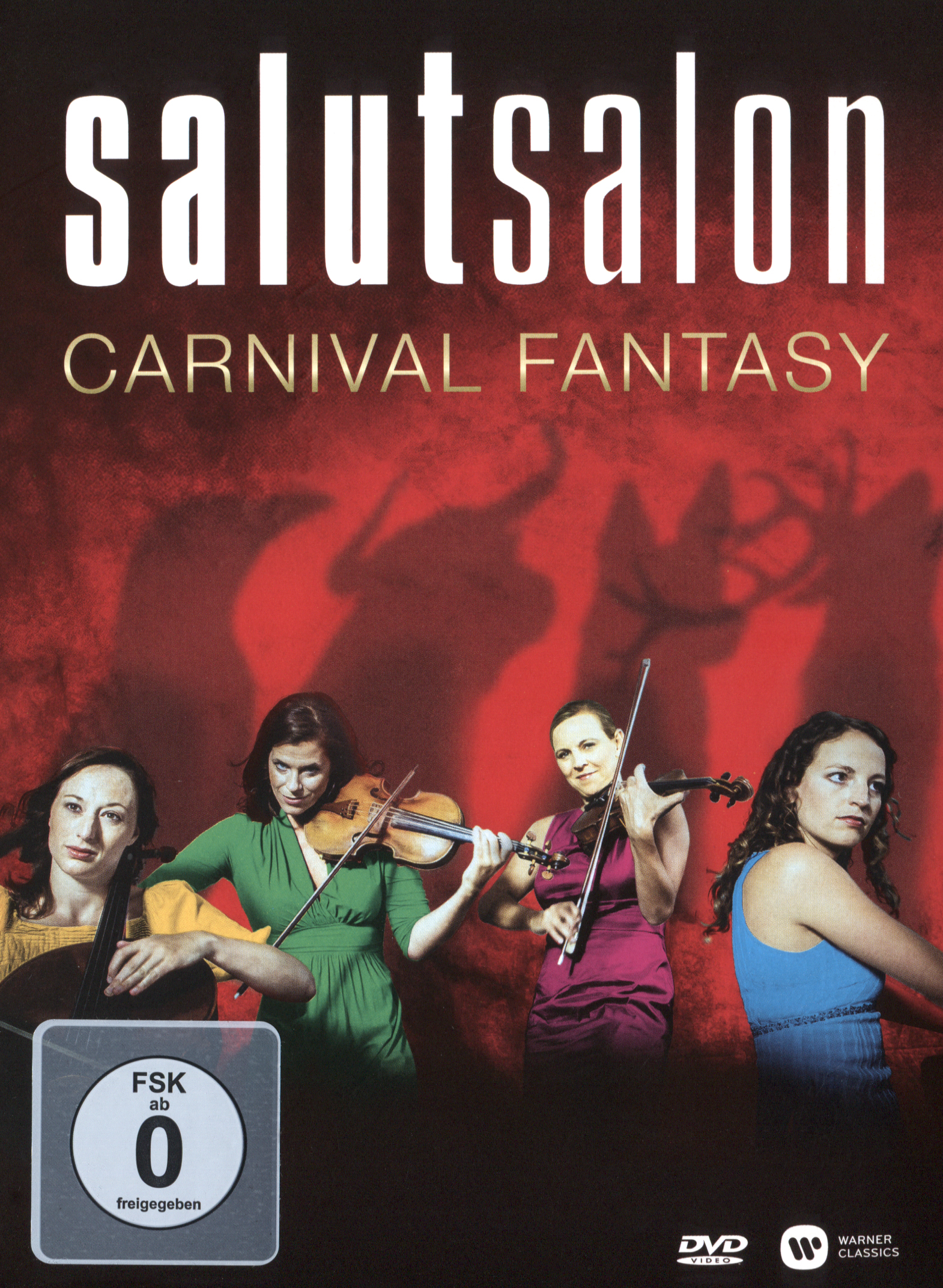 Salut Salon: Carnival Fantasy