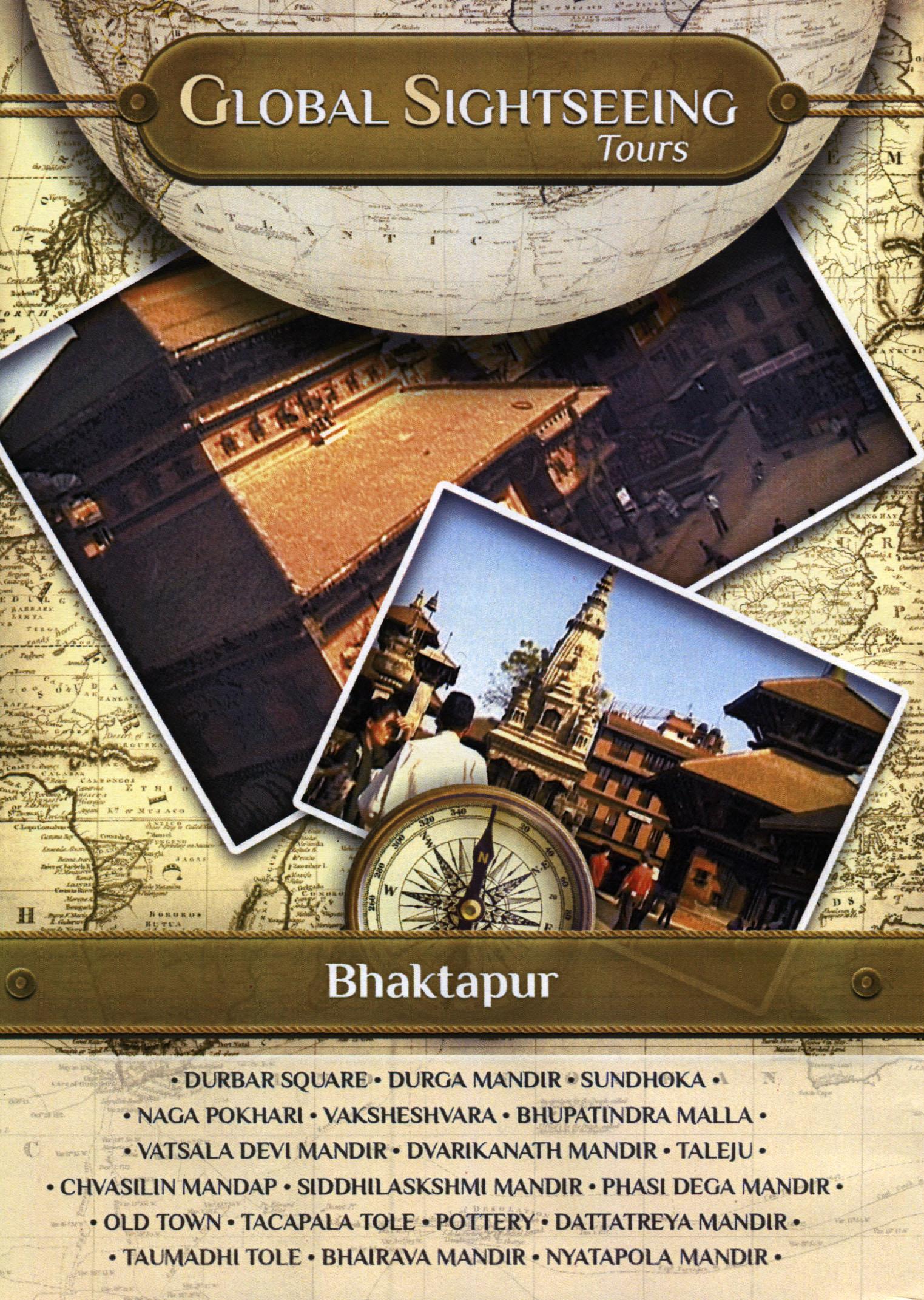 Global Sightseeing Tours: Bhaktapur