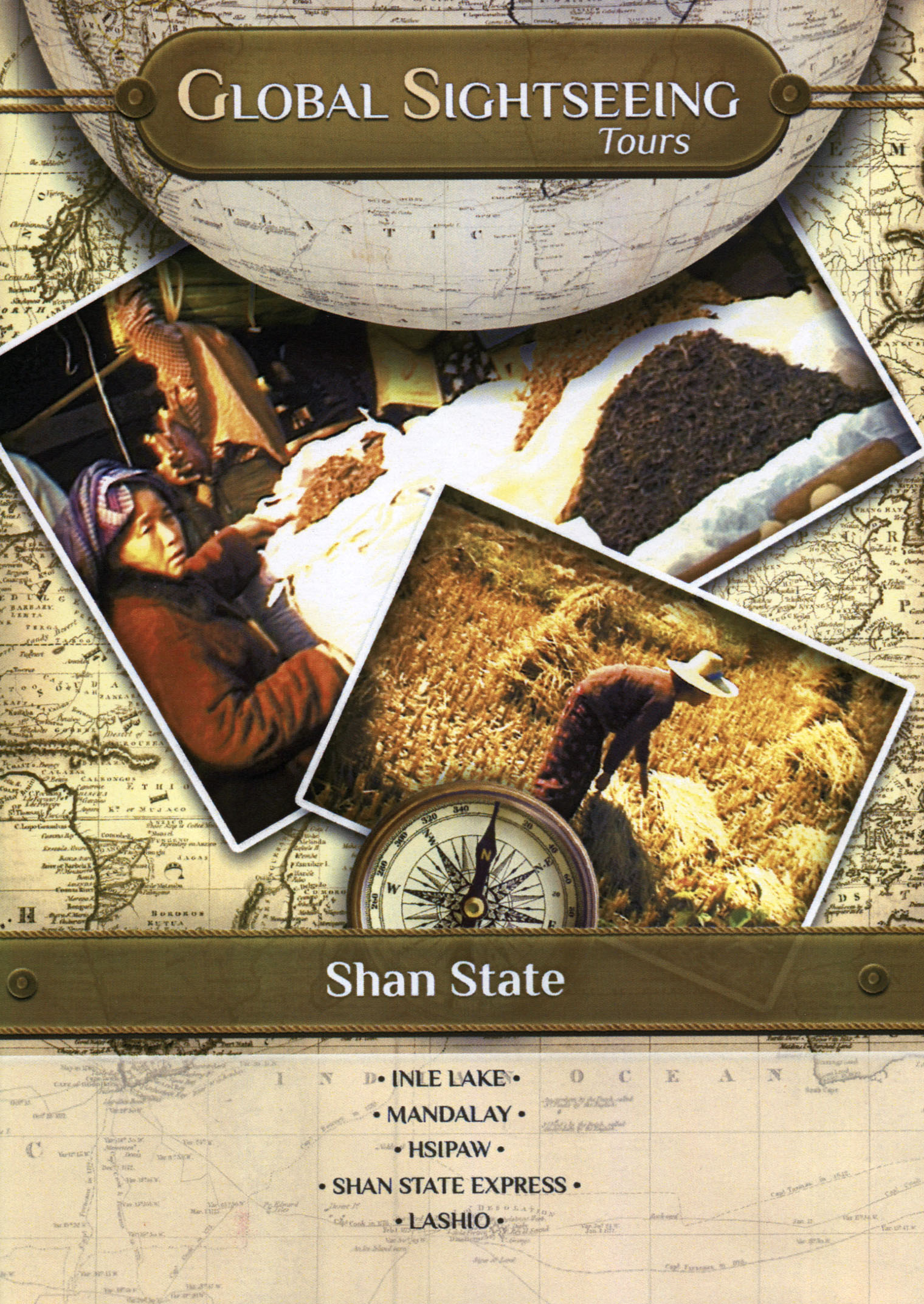 Global Sightseeing Tours: Shan State