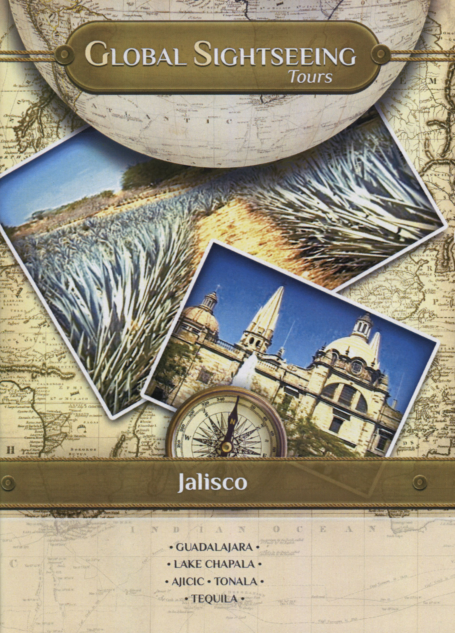 Global Sightseeing Tours: Jalisco