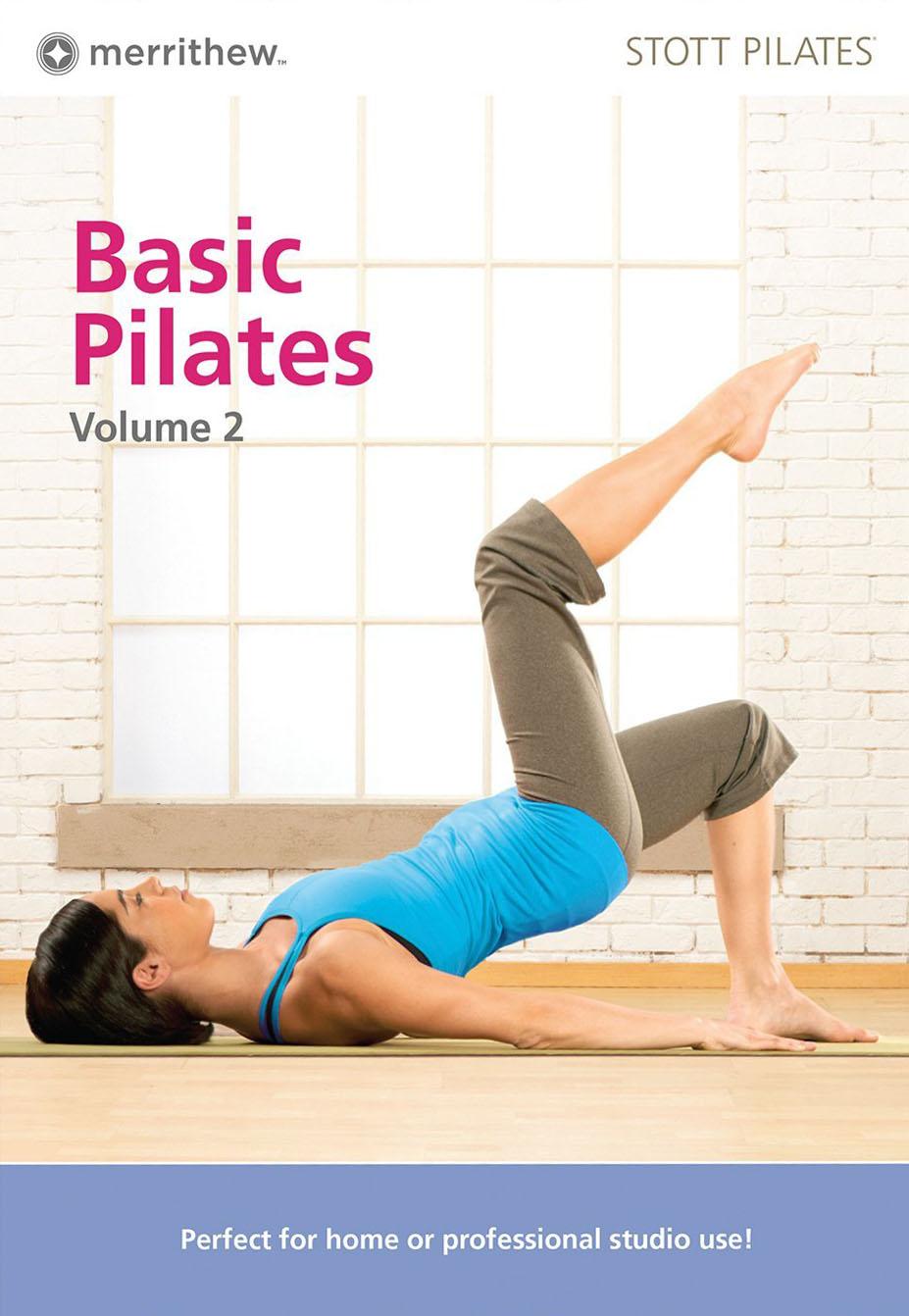Stott Pilates: Basic Pilates, Vol. 2
