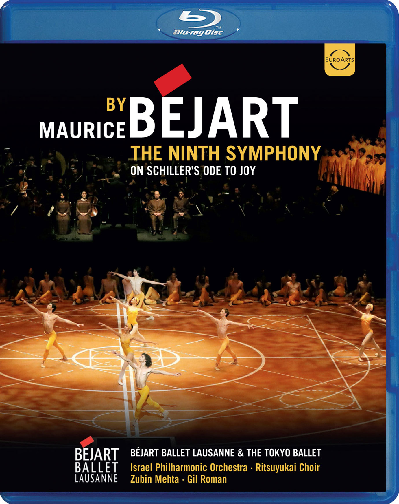 Maurice Béjart: The Ninth Symphony on Schiller's Ode to Joy