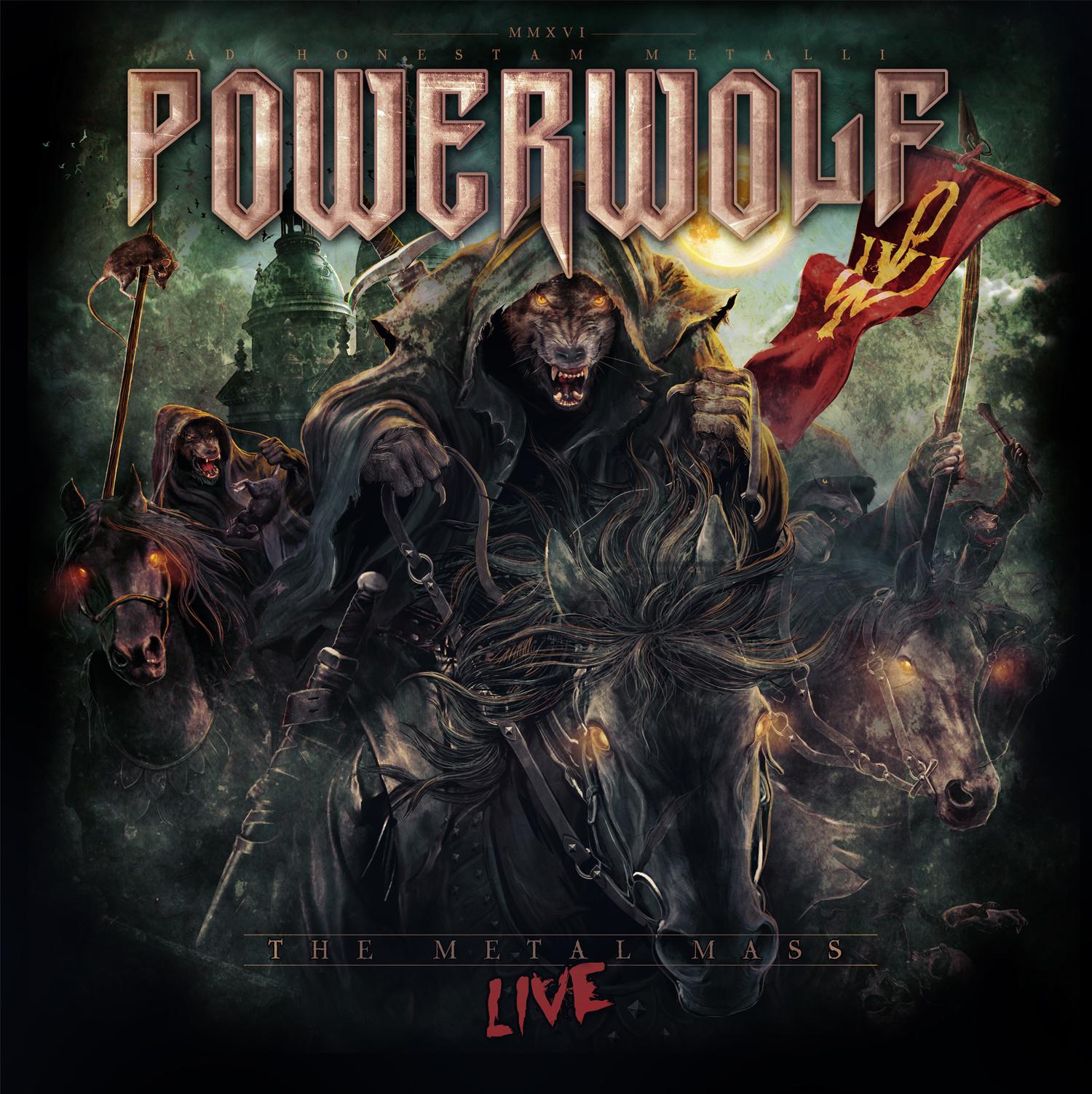 Powerwolf: The Metal Mass - Live