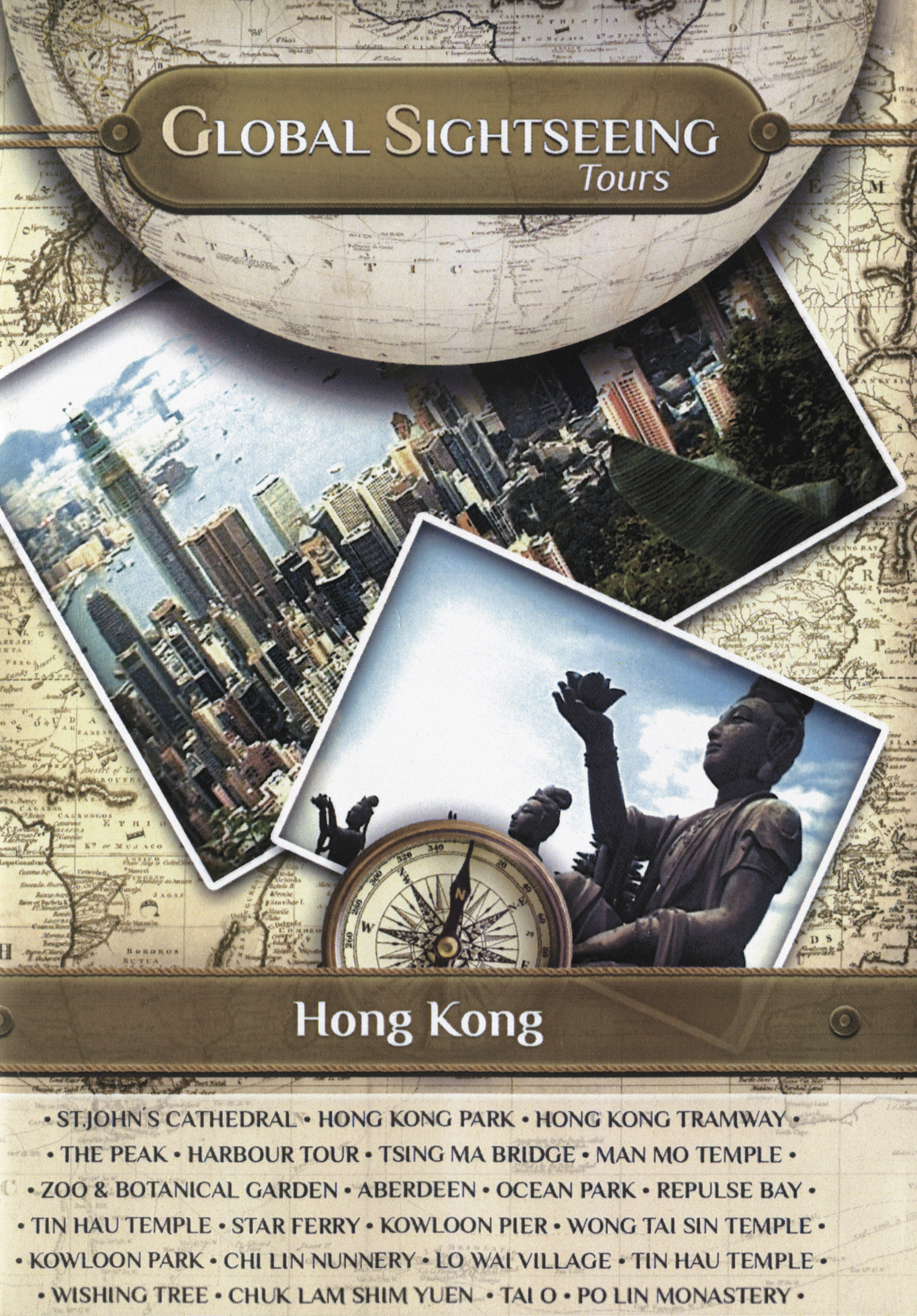 Global Sightseeing Tours: Hong Kong