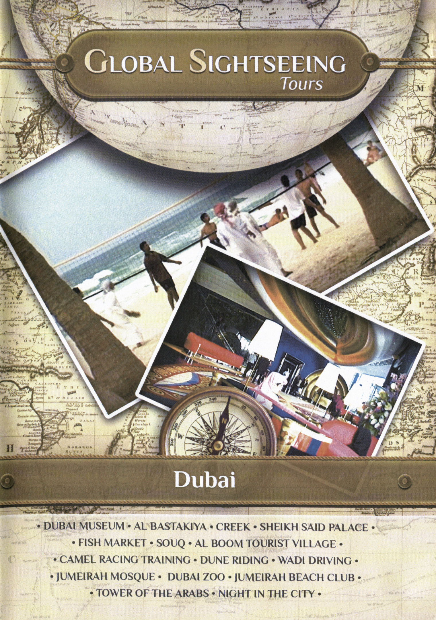 Global Sightseeing Tours: Dubai