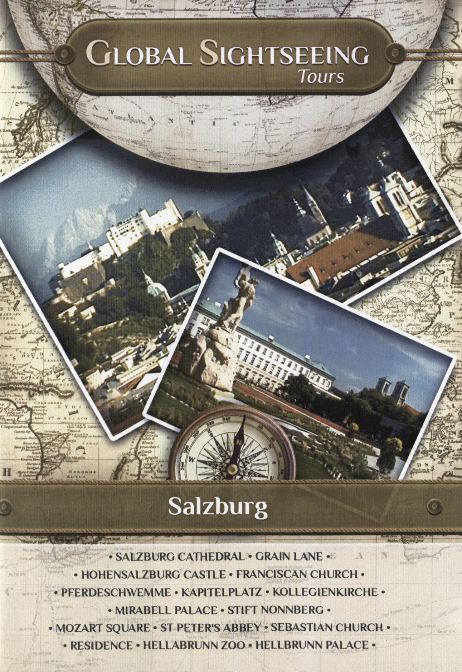 Global Sightseeing Tours: Salzburg