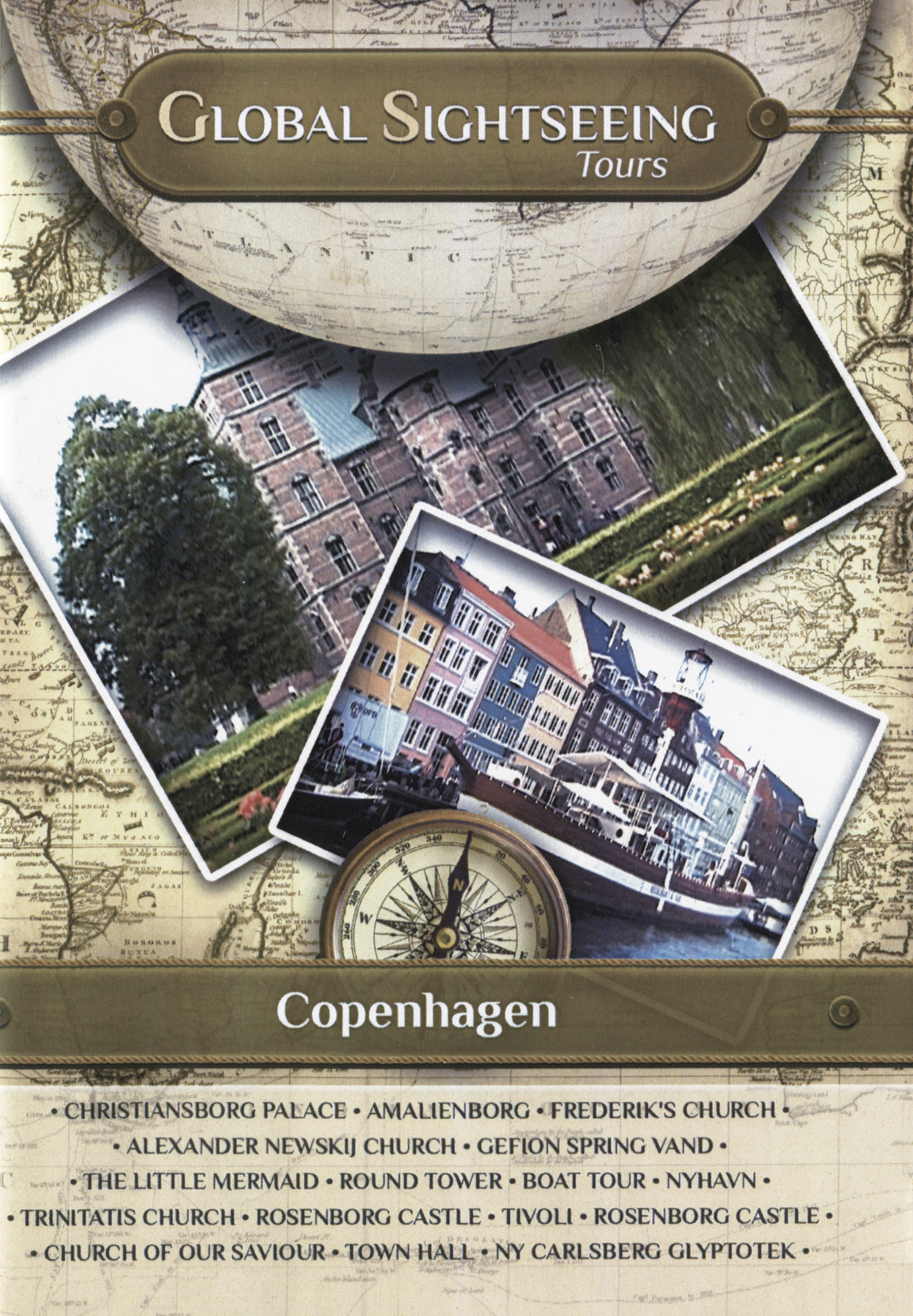 Global Sightseeing Tours: Copenhagen