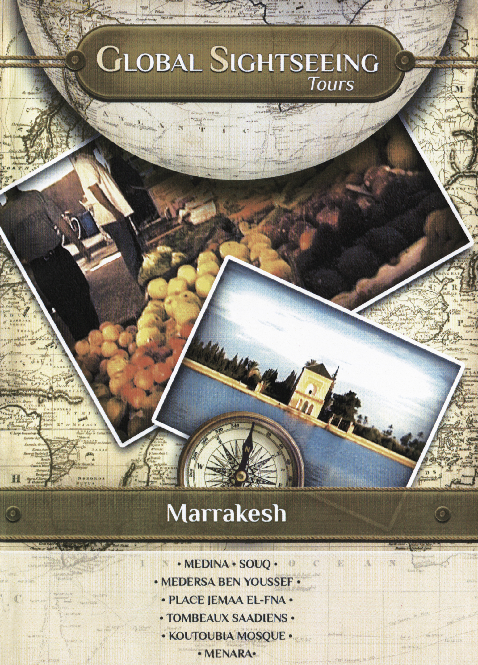 Global Sightseeing Tours: Marrakesh