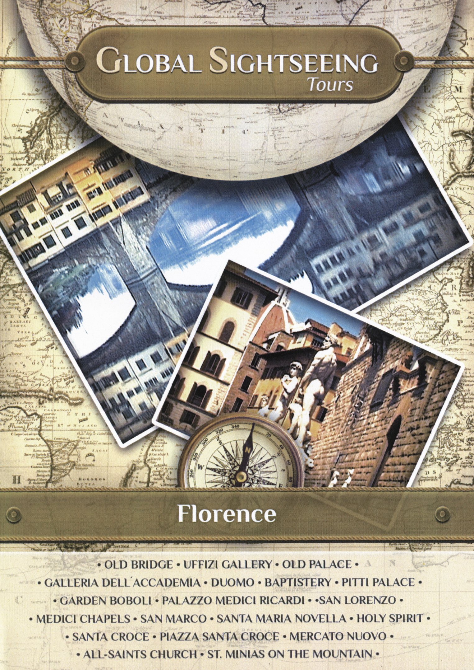 Global Sightseeing Tours: Florence