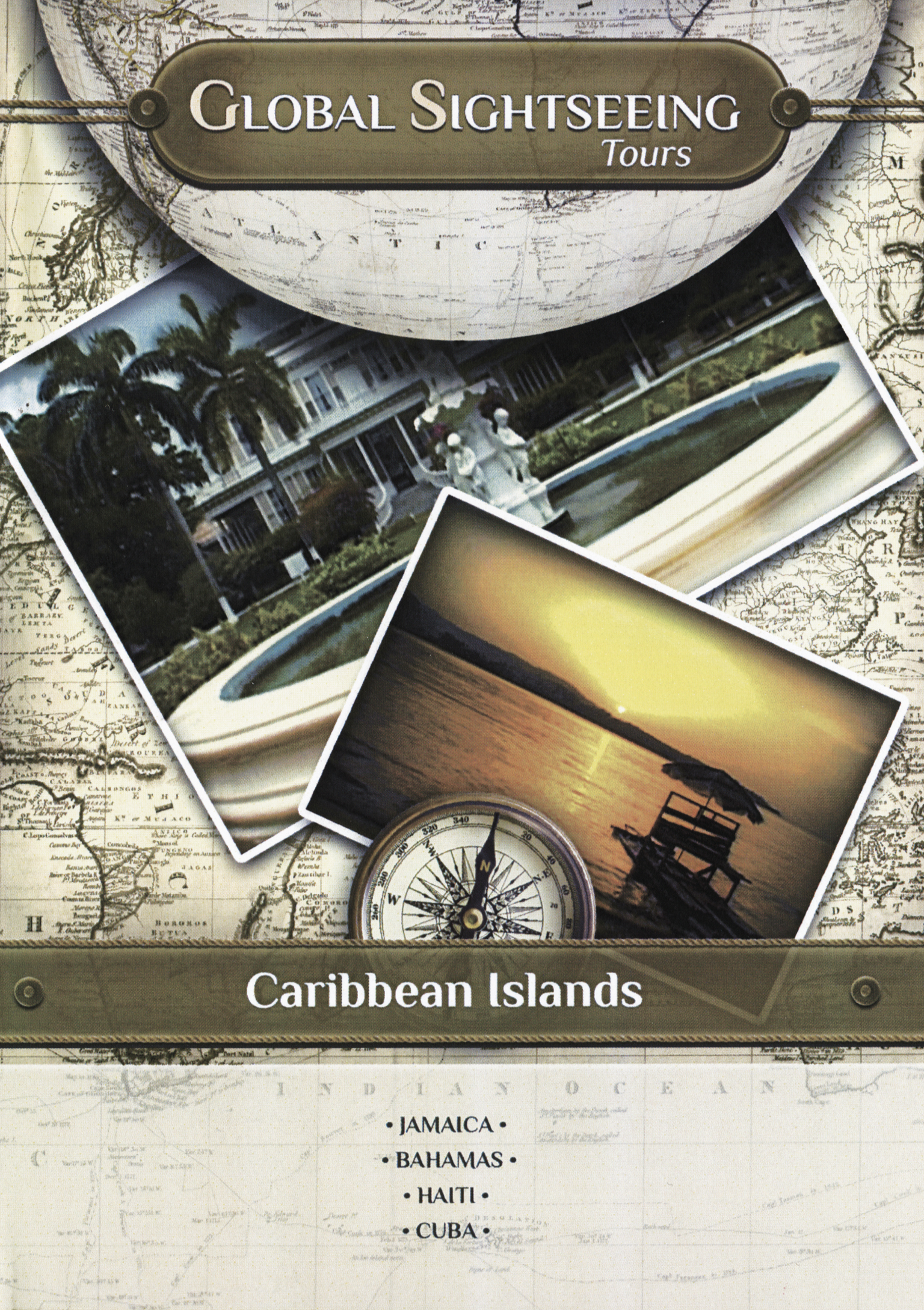Global Sightseeing Tours: Caribbean Islands