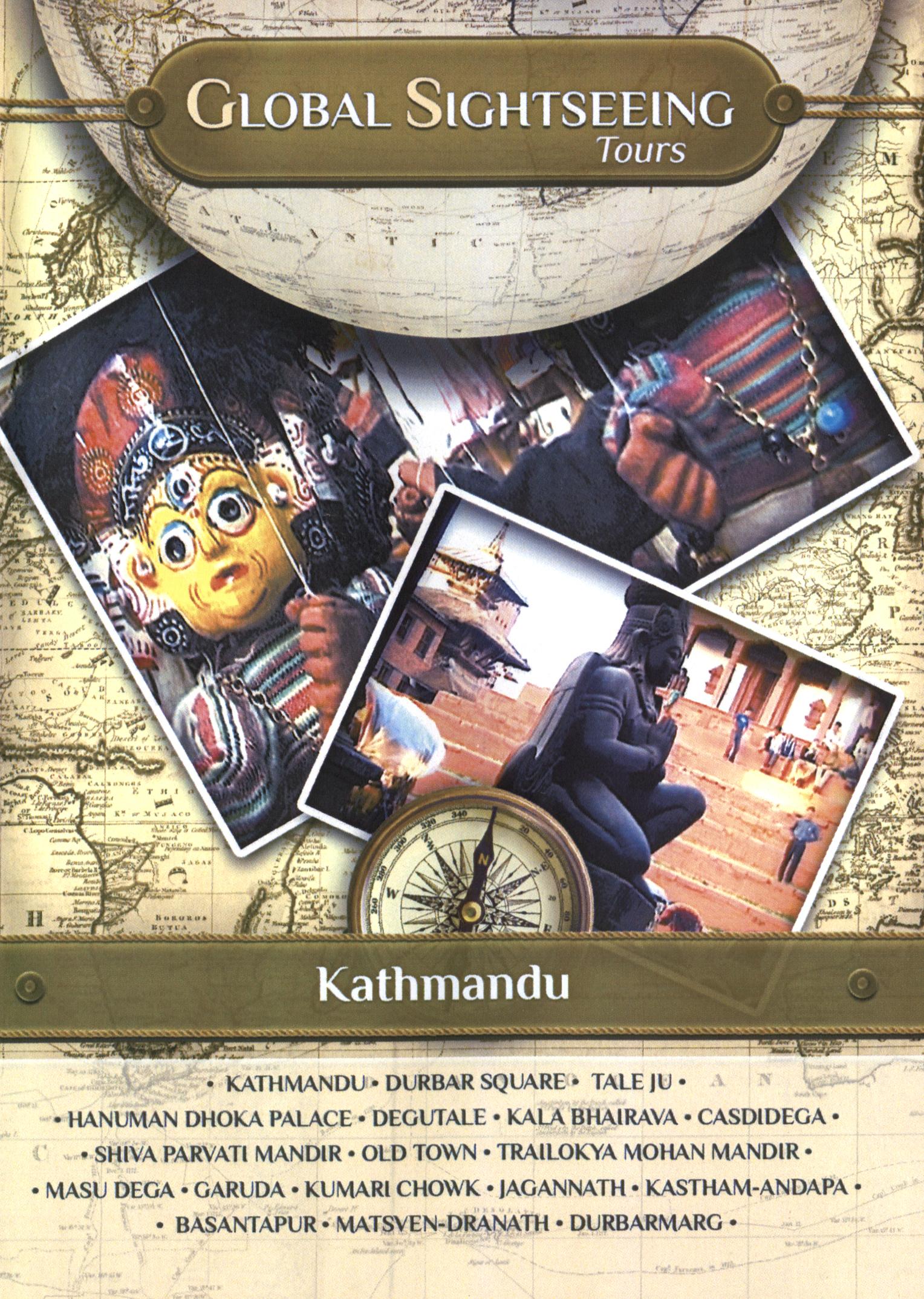 Global Sightseeing Tours: Kathmandu