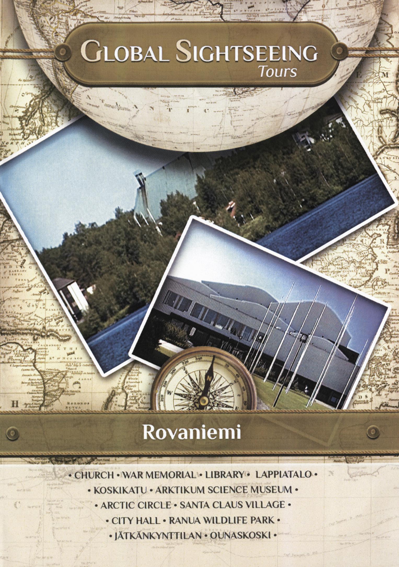 Global Sightseeing Tours: Rovaniemi