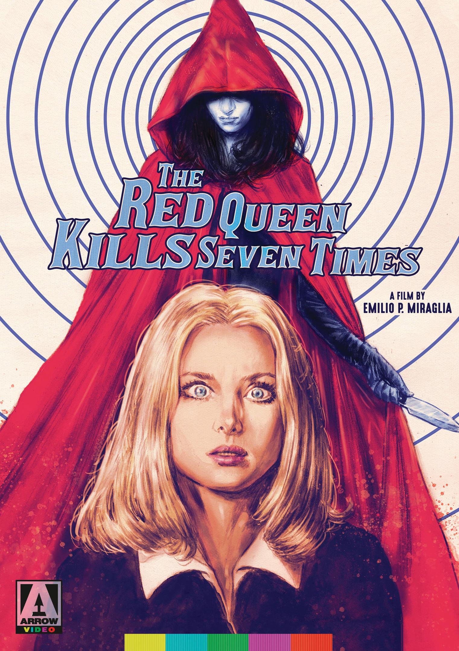 La Dama Rossa Uccide Sette Volte