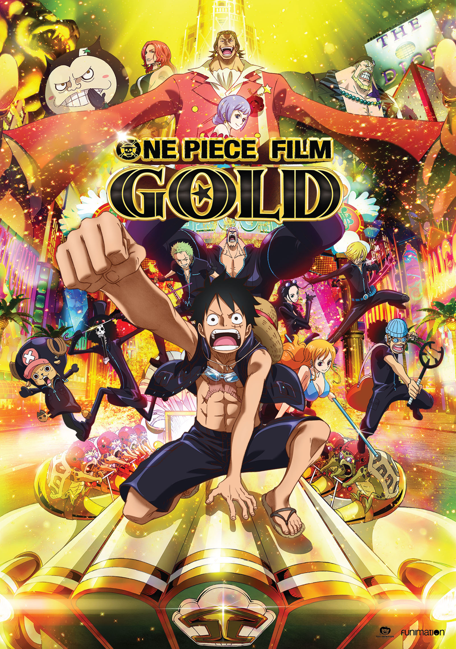 One Piece Filme Liste