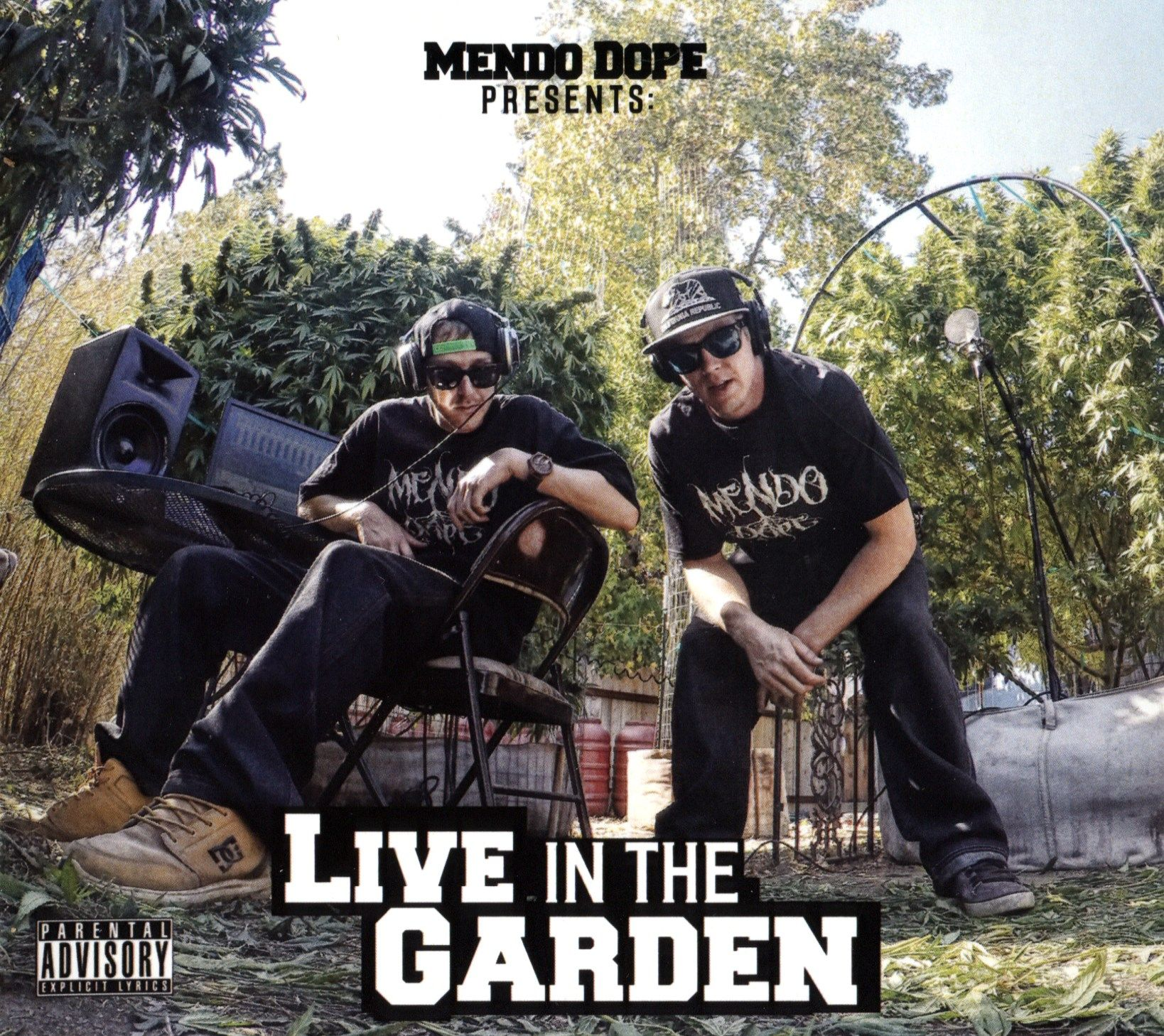 Mendo Dope: The Making of Live in the Garden