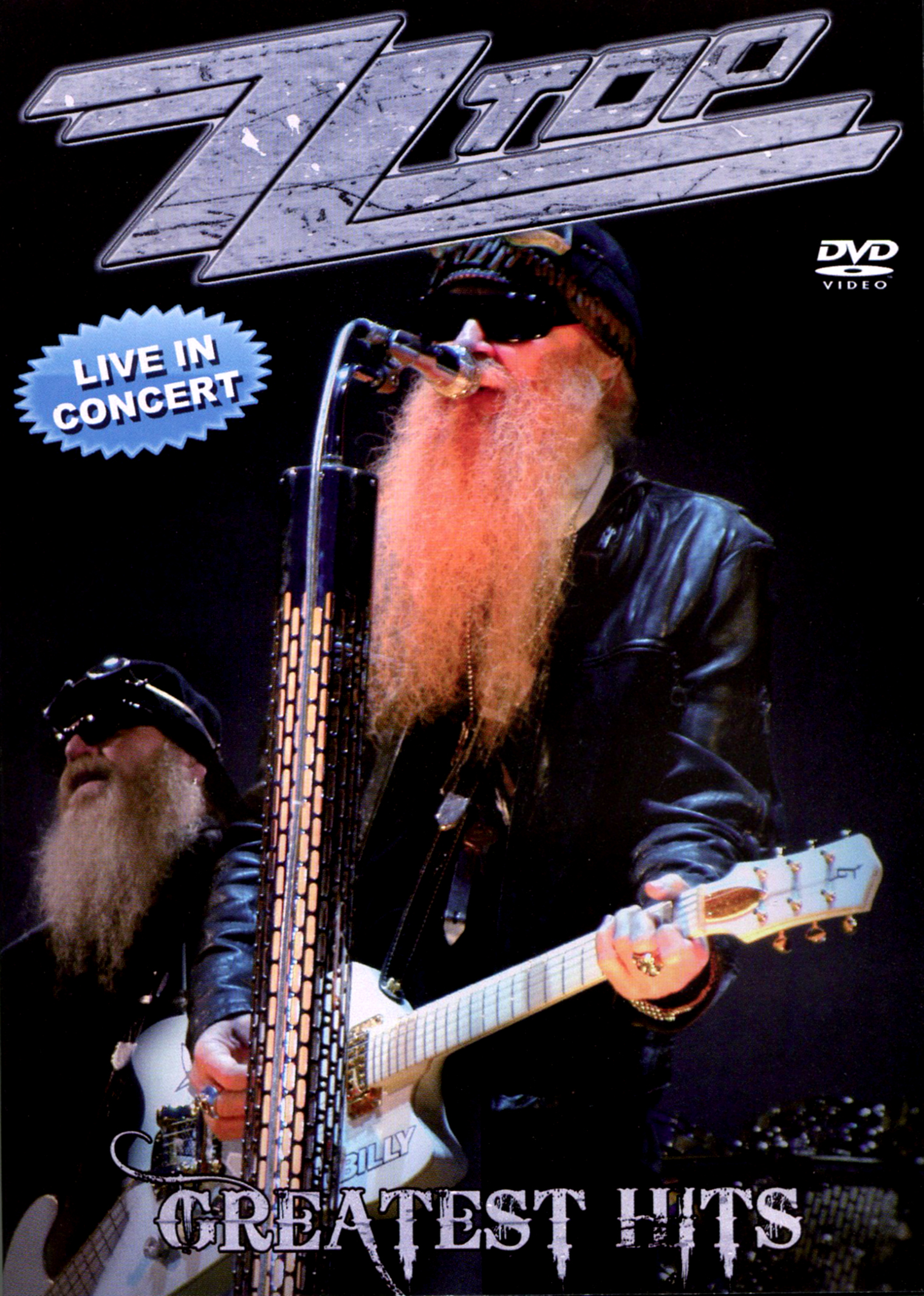 ZZ Top: Greatest Hits Live