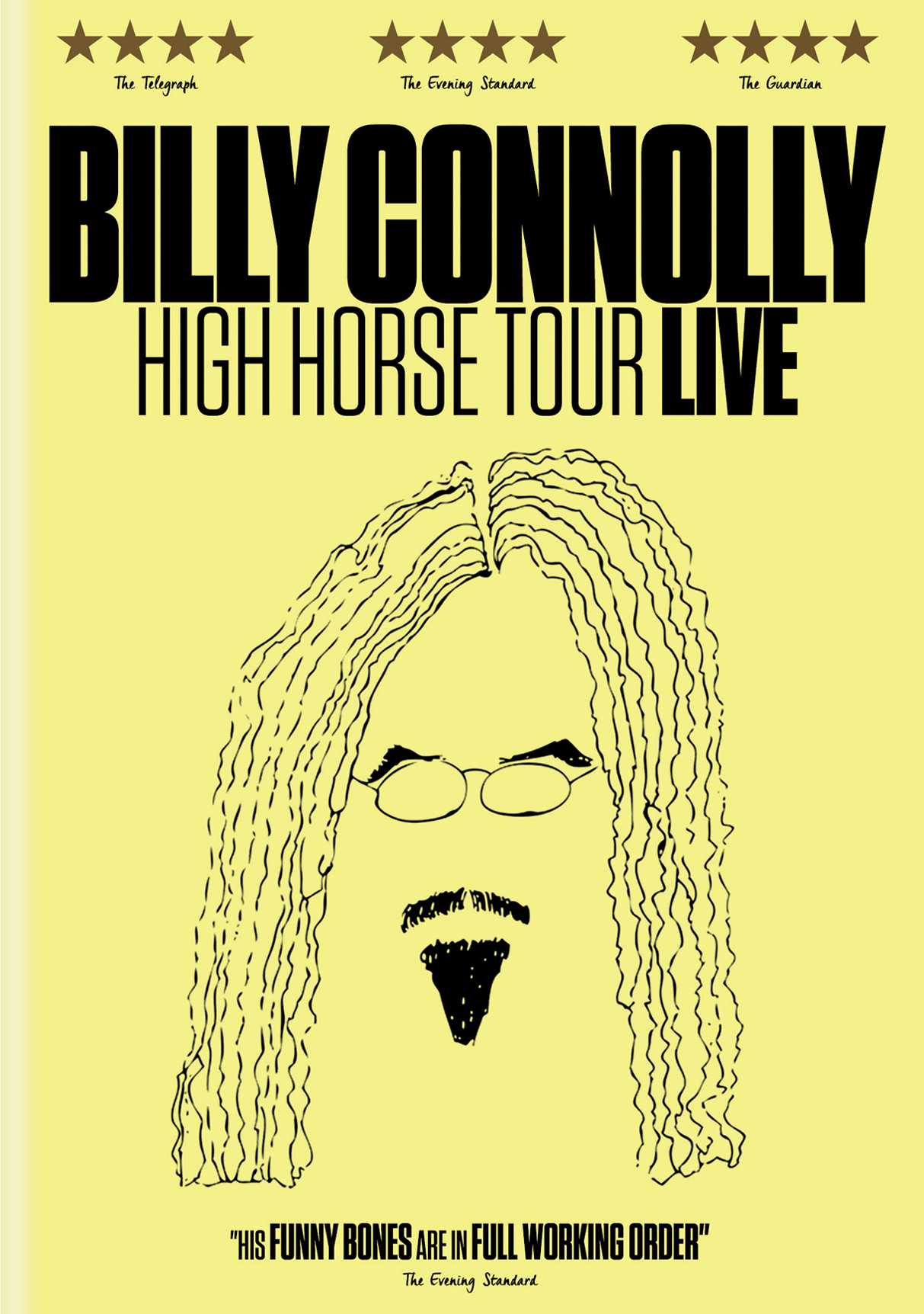 Billy Connolly: High Horse Tour Live