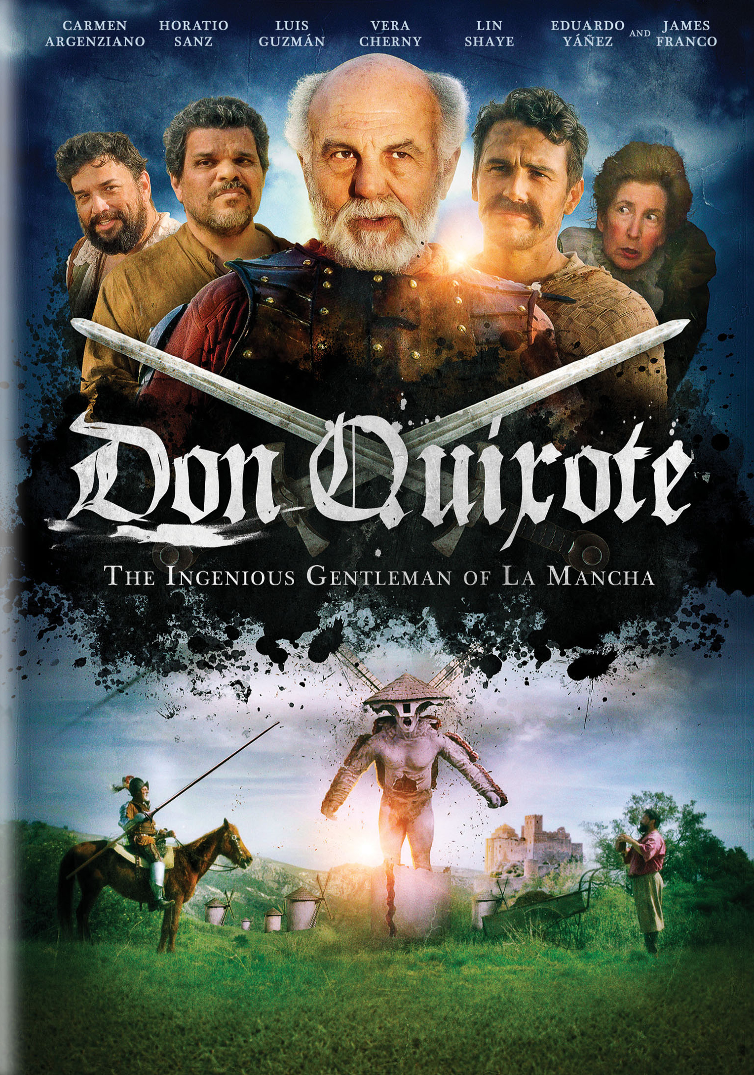 Don Quixote: The Ingenious Gentleman of La Mancha