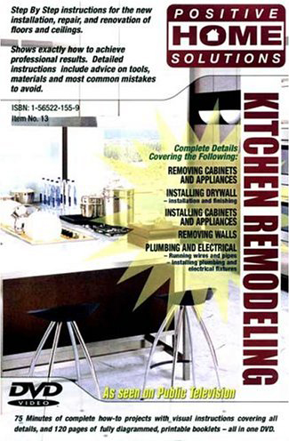 Positive Home Solutions: Kitchen Remodeling