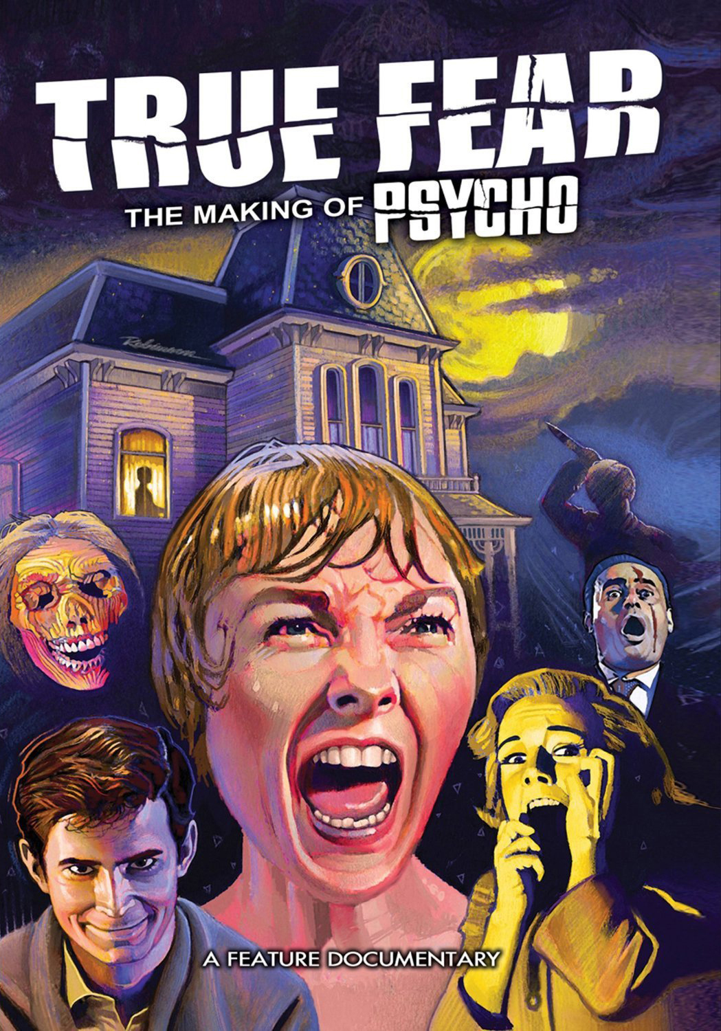 True Fear: The Making of Psycho