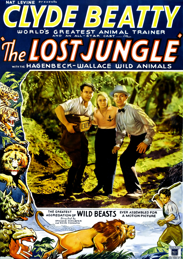 The Lost Jungle [Serial]