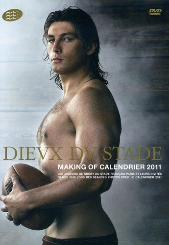 Dieux du Stade: Making of the 2011 Calendar